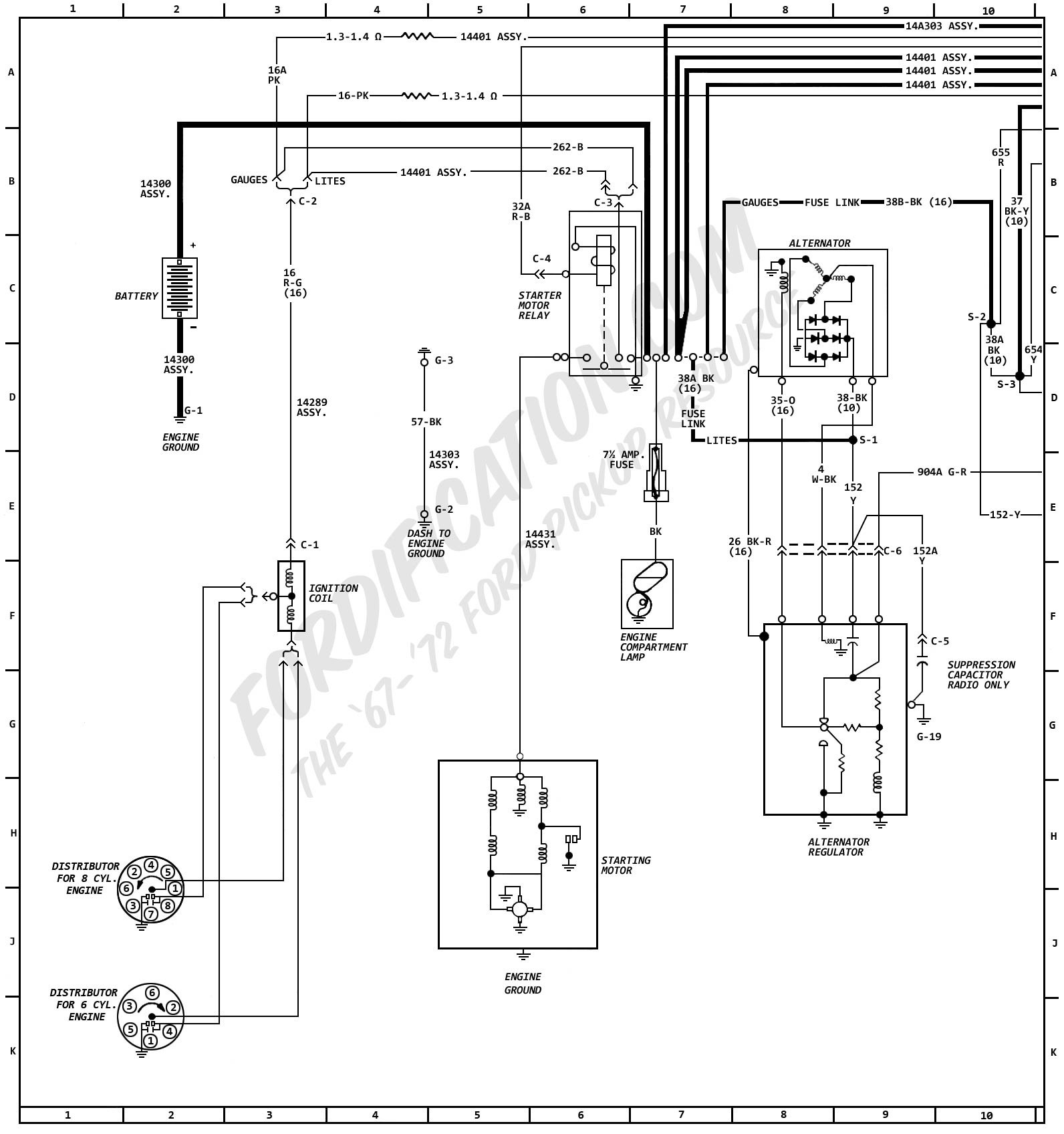Man Truck Electrical Wiring Diagram 1968 ford Ranger solenoid Wiring Wiring Data Of Man Truck Electrical Wiring Diagram