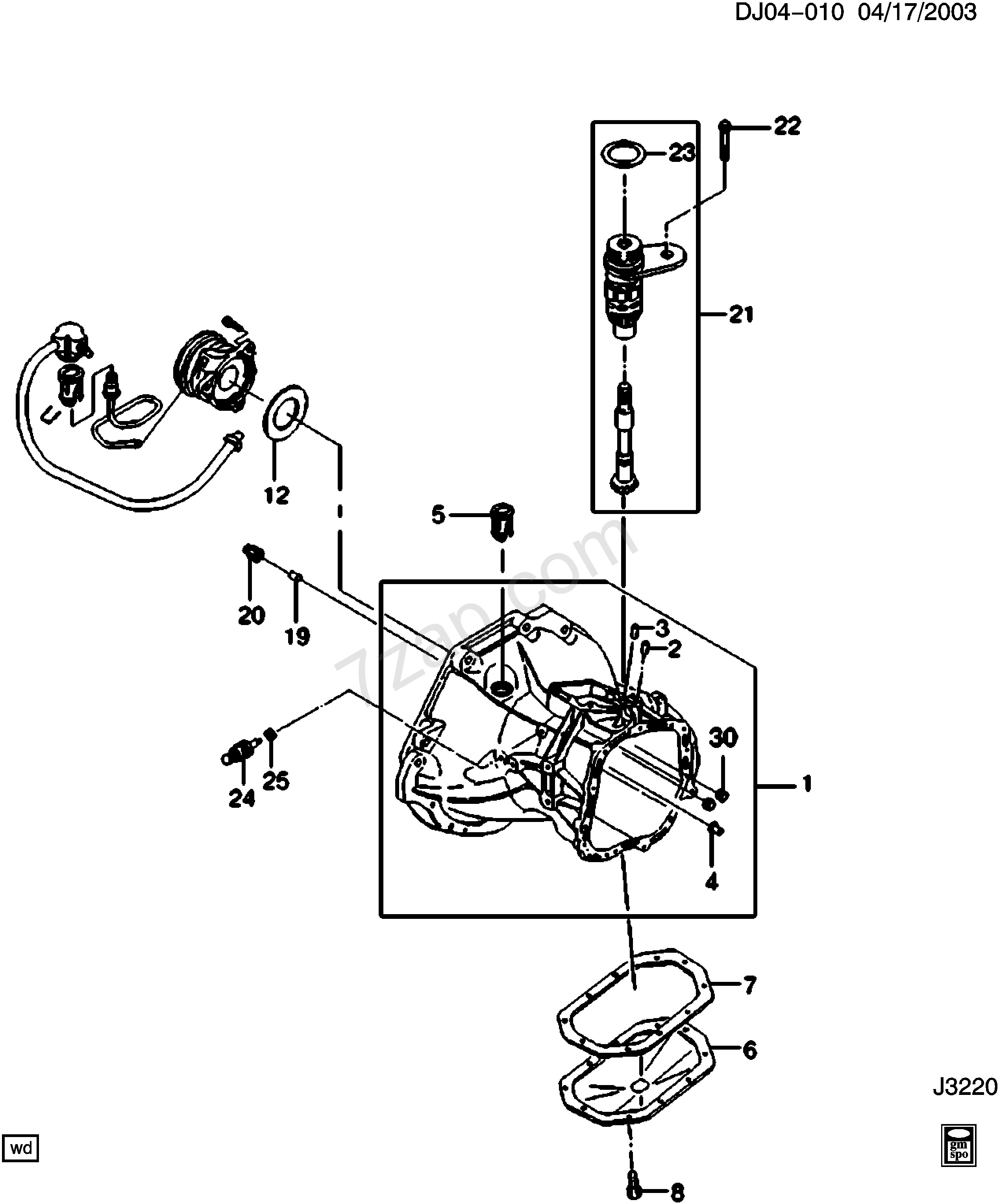 Manual Transmission Clutch Diagram 2004 2007 J 5 Speed Manual Transmission Part 6 Clutch Release Lever Of Manual Transmission Clutch Diagram