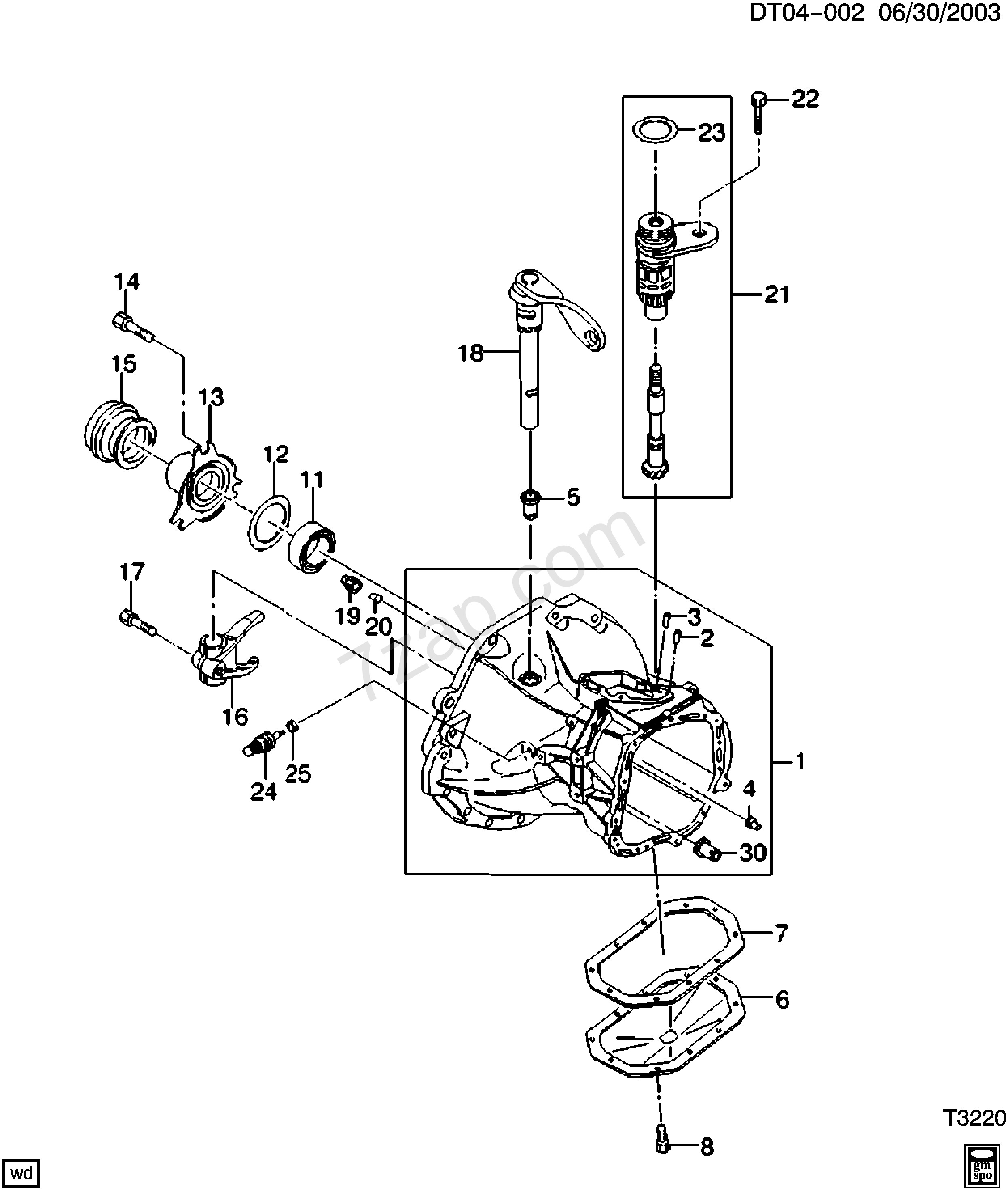 Manual Transmission Clutch Diagram 2004 2008 T 5 Speed Manual Transmission Part 1 Mlm Clutch Release Of Manual Transmission Clutch Diagram