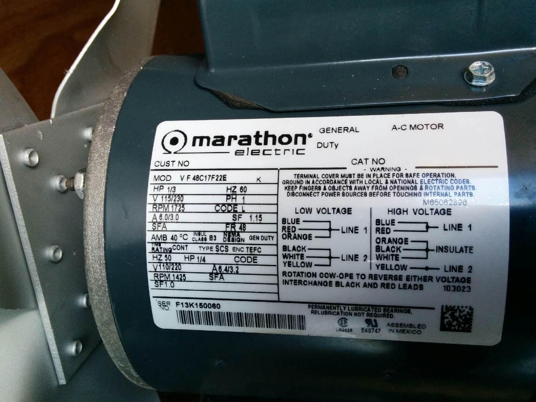 Marathon Electric Pump Wiring Diagram Explained Diagrams Century Wire Motor Pool Motors