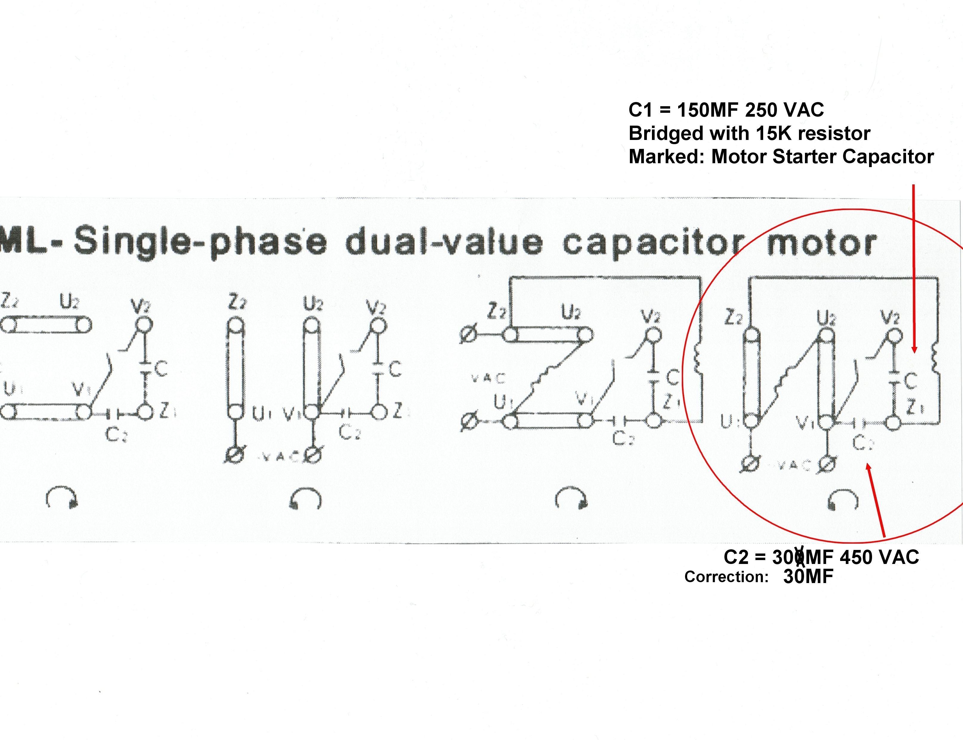 Marathon Electric Motor Wiring Diagram Wiring Diagram Pool Pump ...