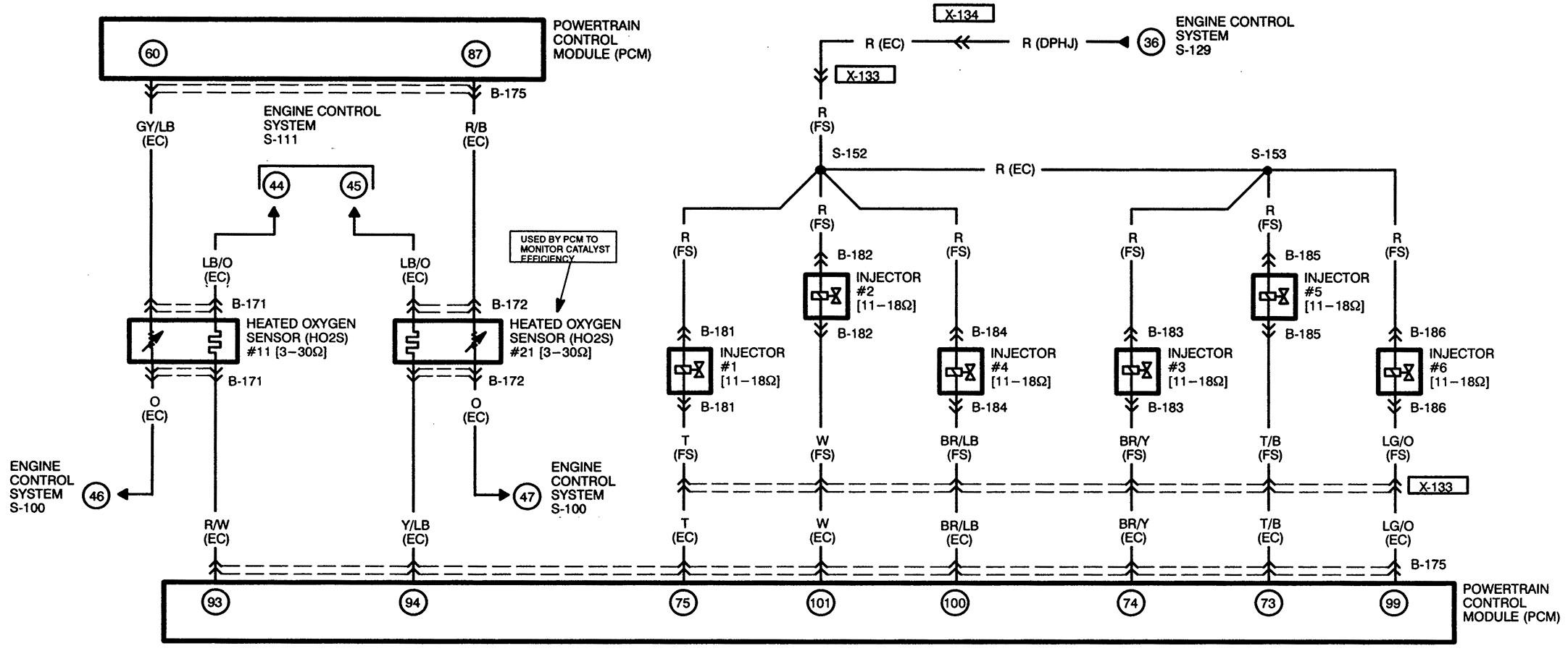 Mazda Mpv Engine Diagram 1995 B2300 Wiring Diagrams B4000 Coil Of