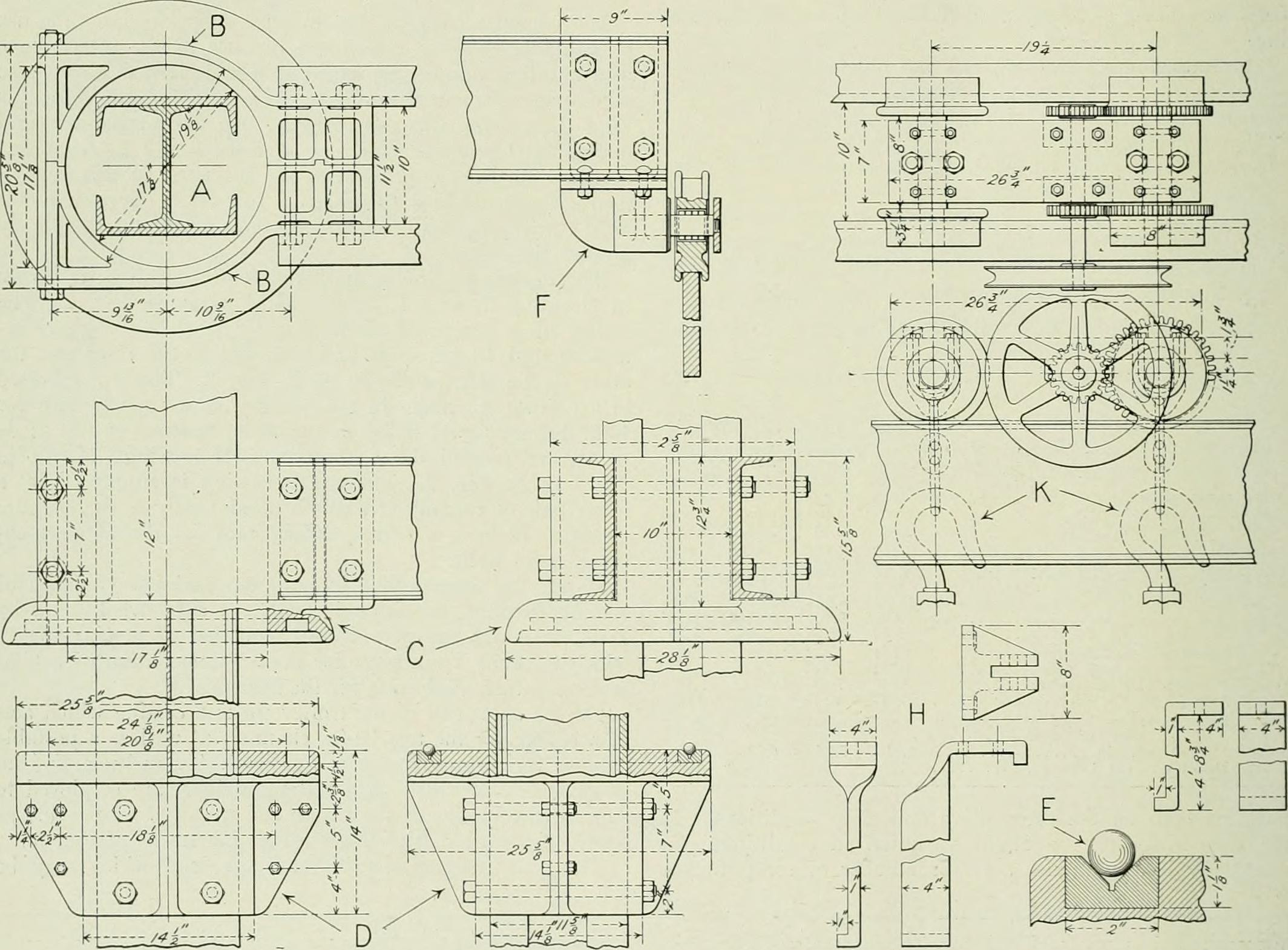 Mechanical Engineering Diagrams