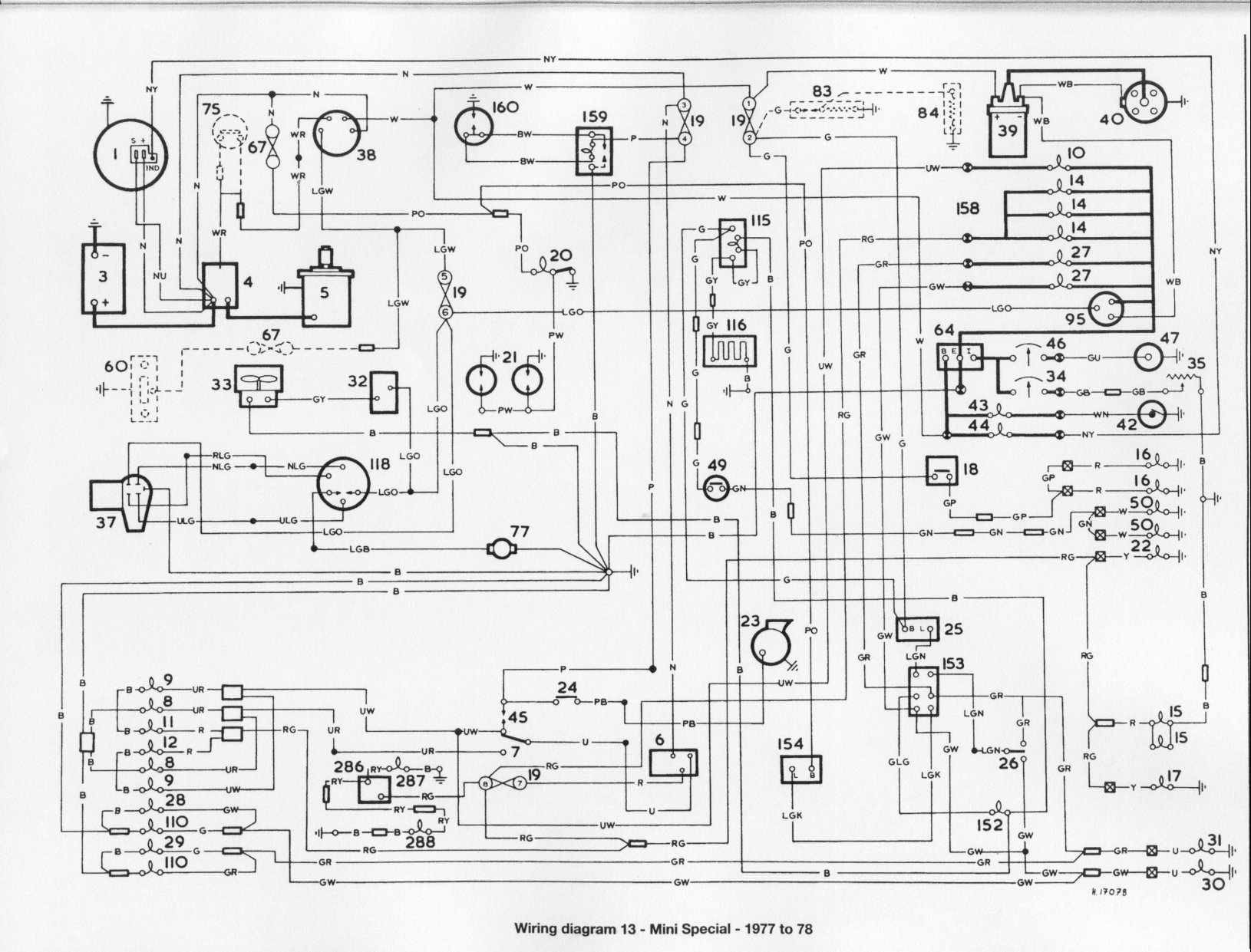 1990 mini cooper wiring diagram wiring diagram