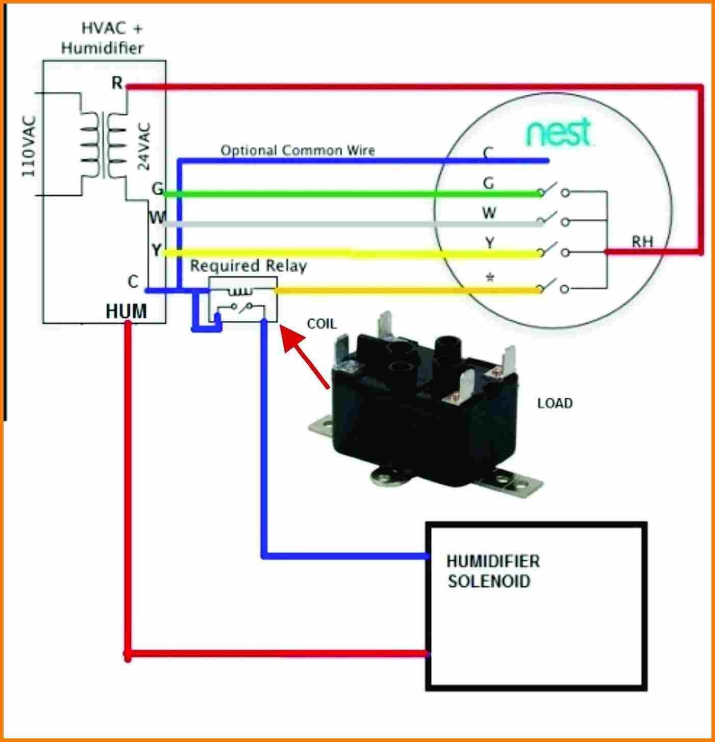 Nest thermostat Wiring Diagram Nest thermostat Wiring Diagram Beautiful Furnace within Wellread Of Nest thermostat Wiring Diagram