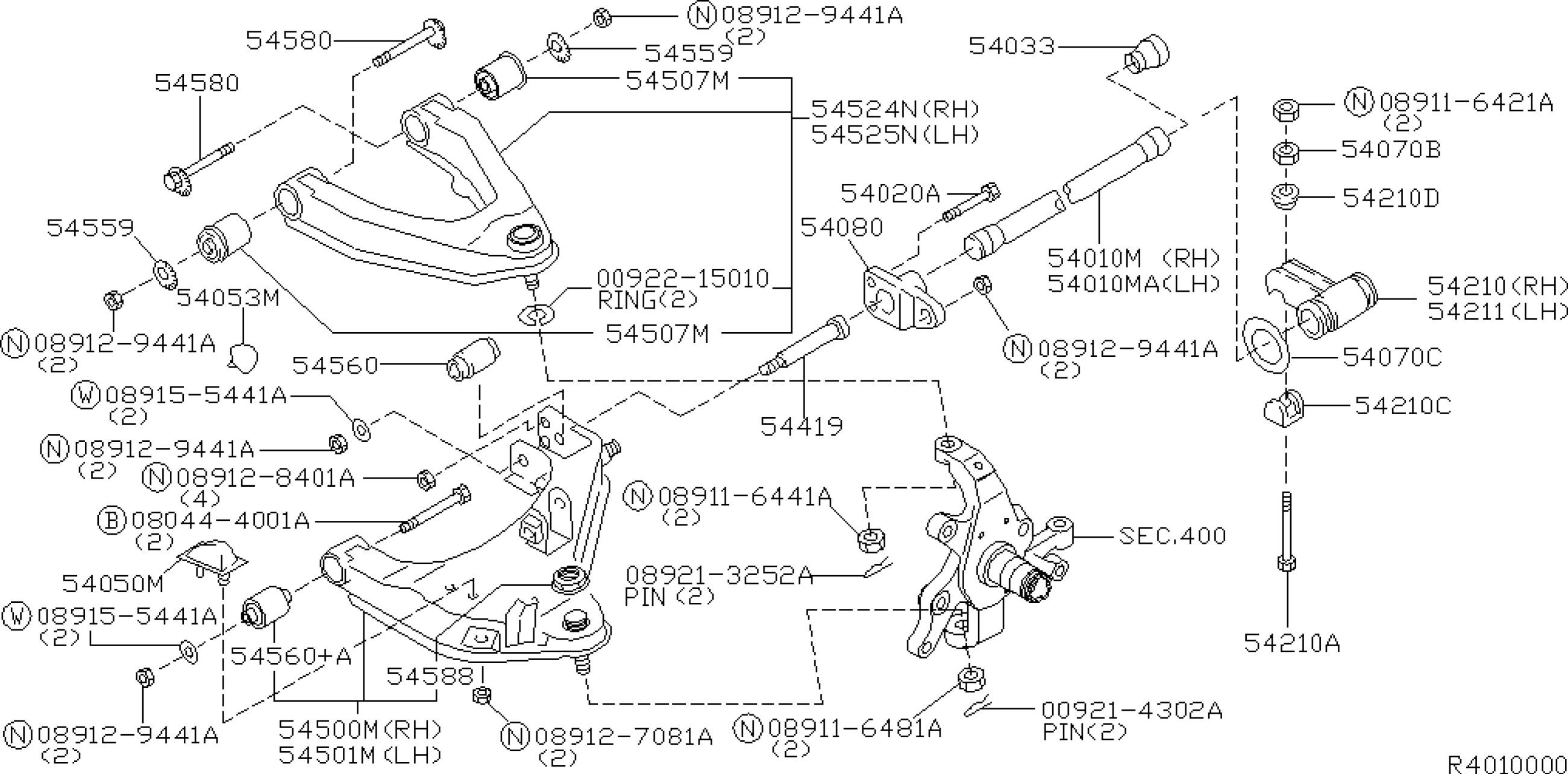 Nissan Chassis Diagram Great Design Of Wiring 2002 Mazda Tribute Engine 2005 Pathfinder Front Suspension Circuit Vehicle