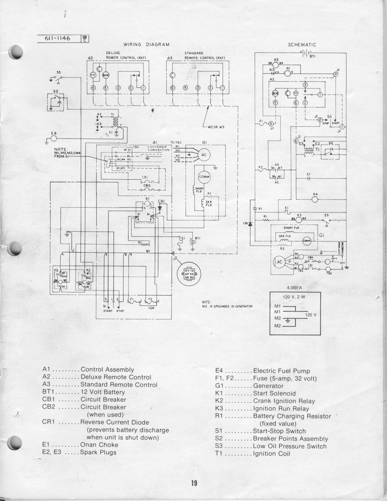 onan rv generator wiring diagram rv schematic wiring