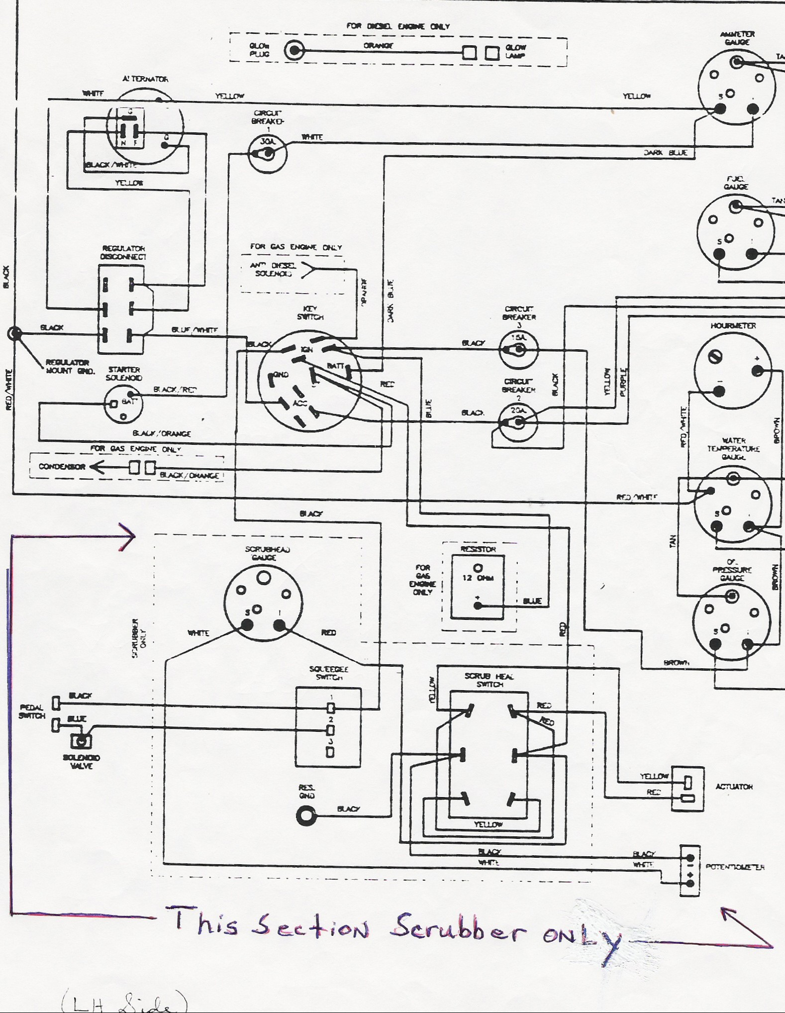 onan 4000 generator emerald 1 wiring diagram
