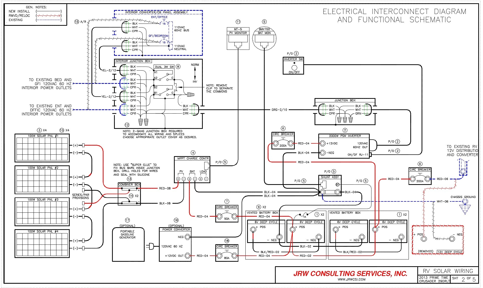 Onan Rv Generator Wiring Diagram | My Wiring DIagram