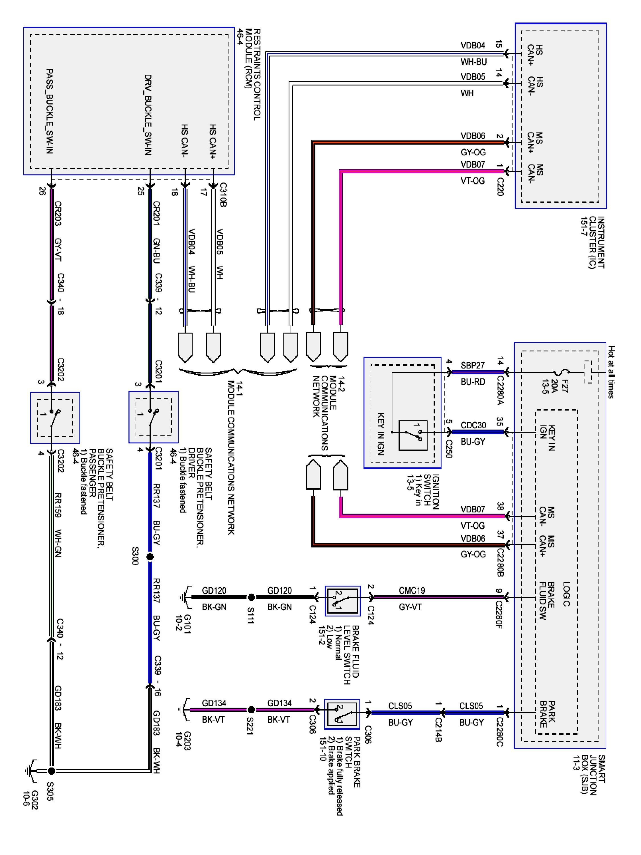 Parking Brake Diagram Emergency Brake Diagram Unique Light Wiring Diagram Diagram – My Of Parking Brake Diagram