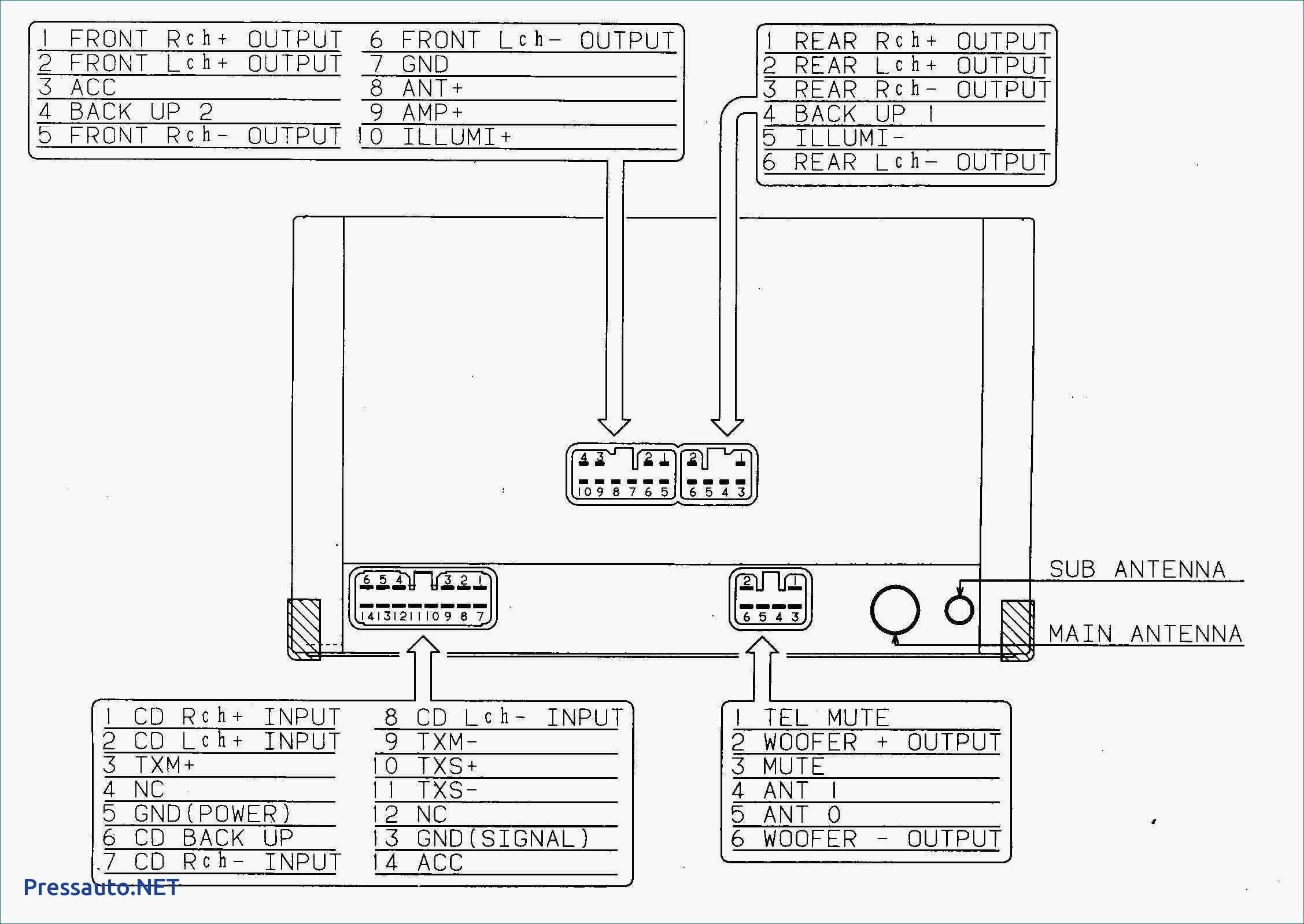 Pioneer Car Stereo Wiring Diagram Pioneer Car Stereo Wiring Diagram Unique Car Audio Wire Diagram Of Pioneer Car Stereo Wiring Diagram