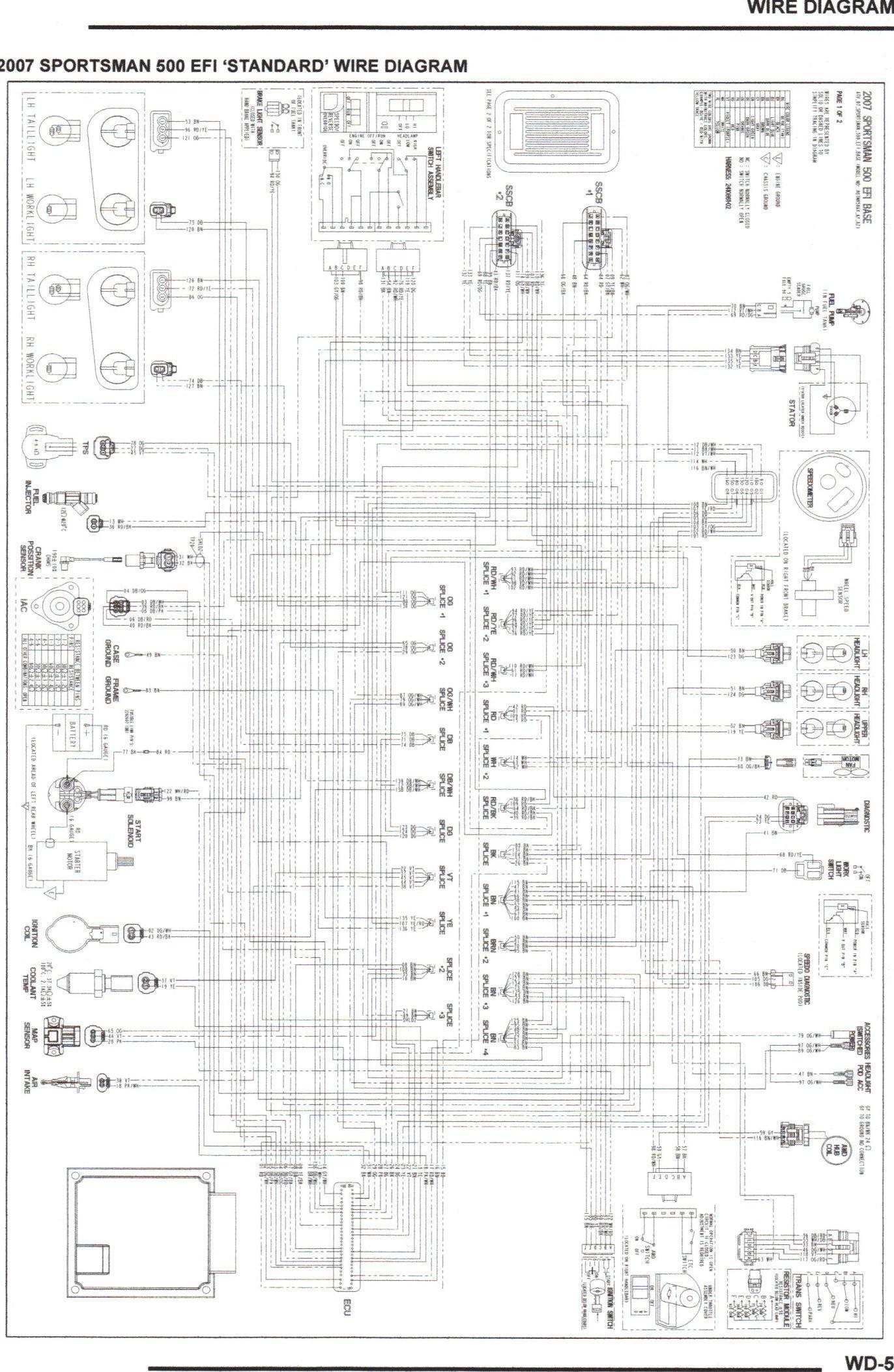 Polaris Ranger 500 Wiring Diagram 2007 Polaris Wiring Diagram Library Wiring Diagram • Of Polaris Ranger 500 Wiring Diagram