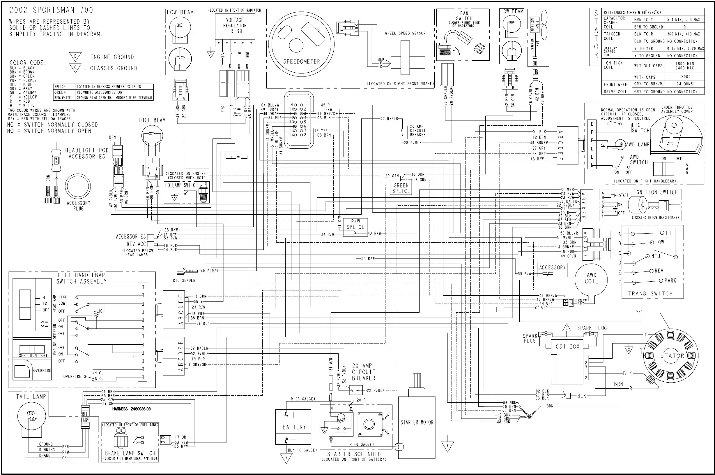 Polaris Ranger 500 Wiring Diagram Ponent Wiring Diagram for Polaris Sportsman 90 Polaris Of Polaris Ranger 500 Wiring Diagram