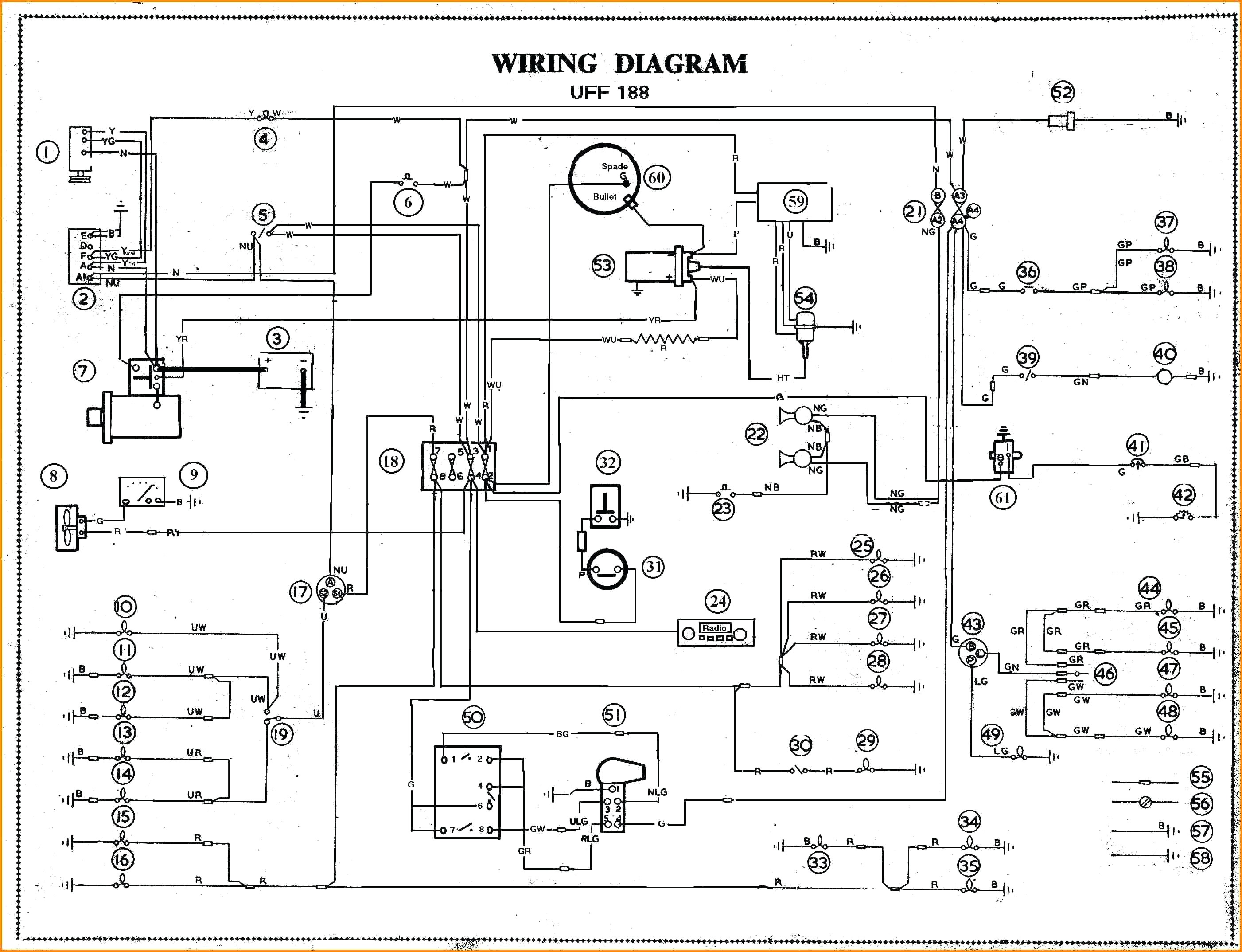 Race Car Alternator Wiring Diagram 65 Chevy Typical Dirt Diagrams Of