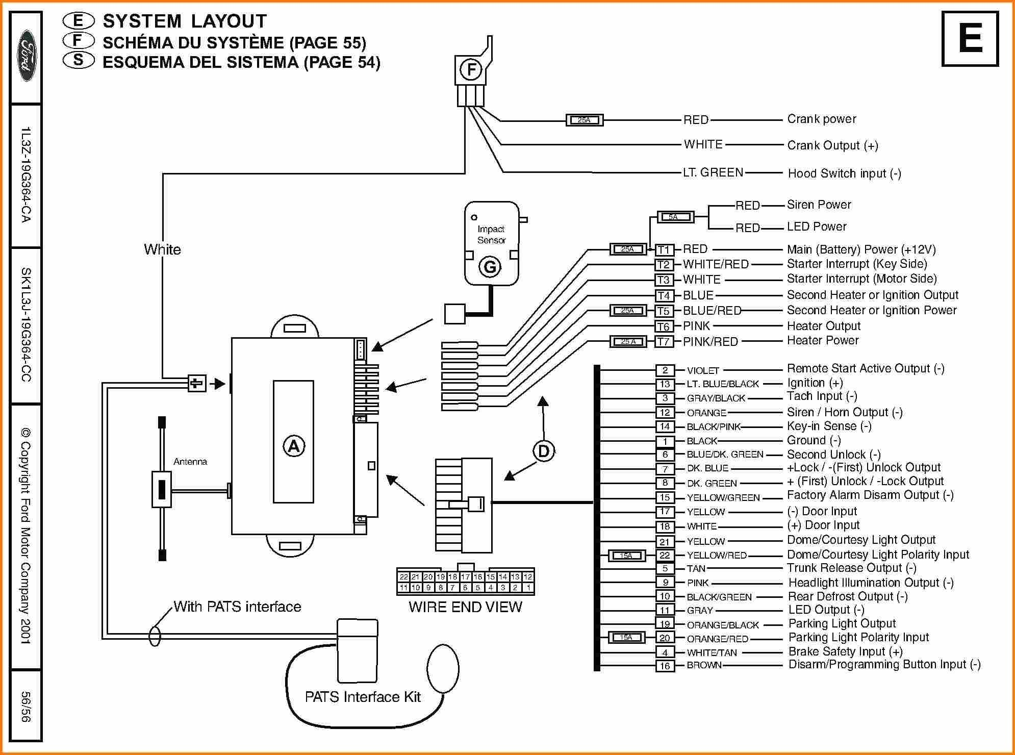 Remote Starter Wiring Diagrams Wiring Diagram Keyless Entry New Dball2 Inspirational 10 3 Of Remote Starter Wiring Diagrams