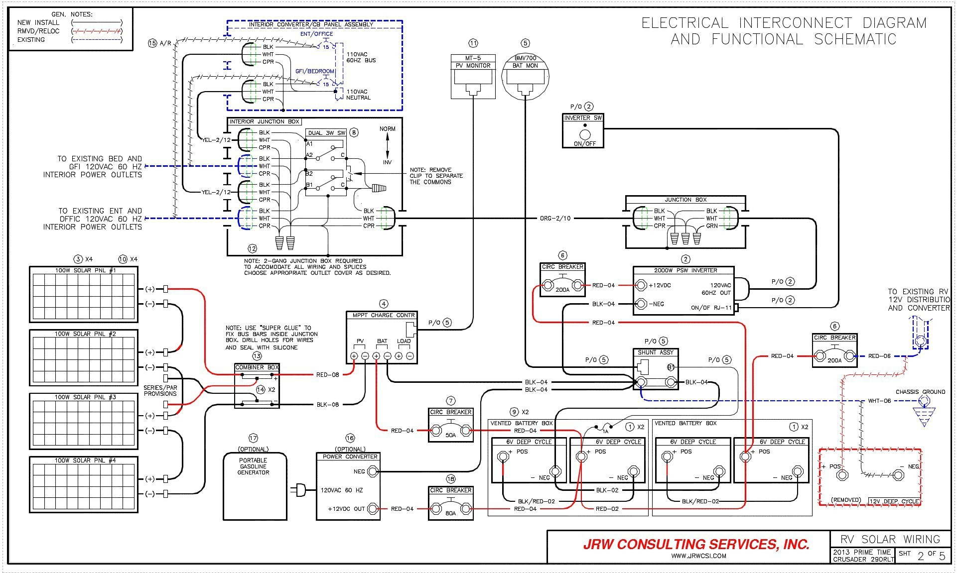Rv solar Wiring Diagram | My Wiring DIagram