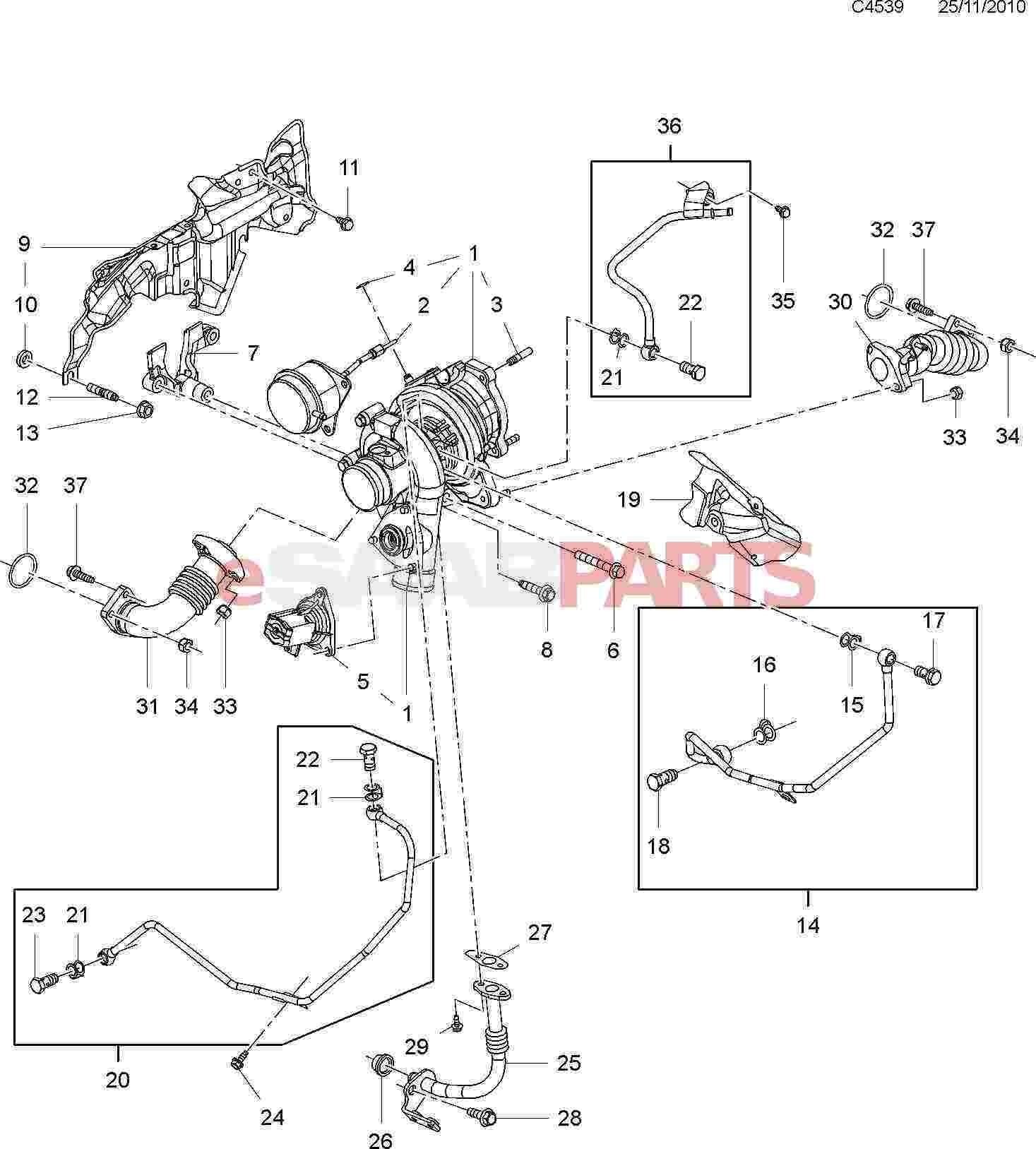 As Well Saab 9 5 Vacuum Hose Diagram On Saab 9 3 Engine Diagram