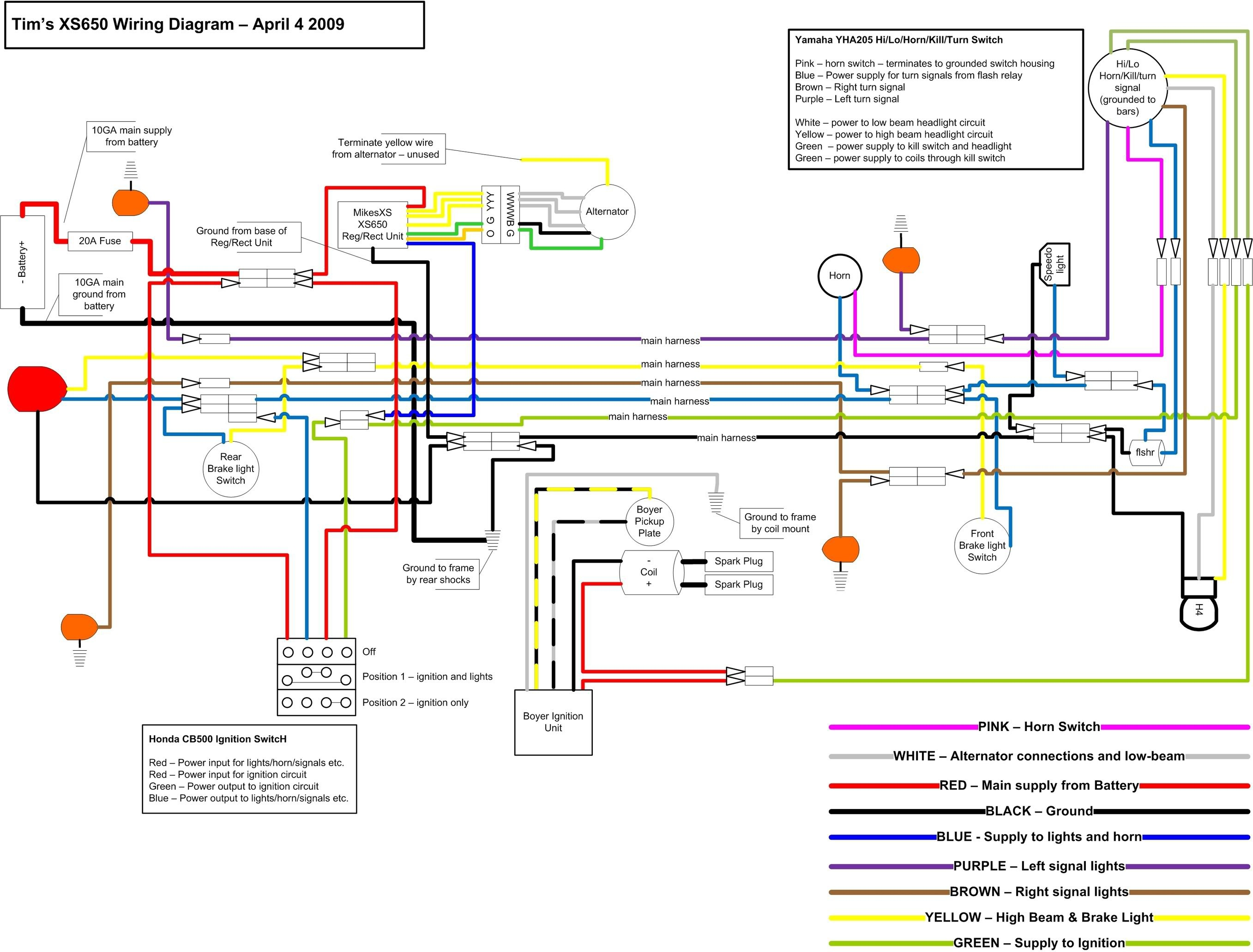 Simple Chopper Wiring Diagram Fresh Basic Wiring Diagram Diagram Of Simple Chopper Wiring Diagram