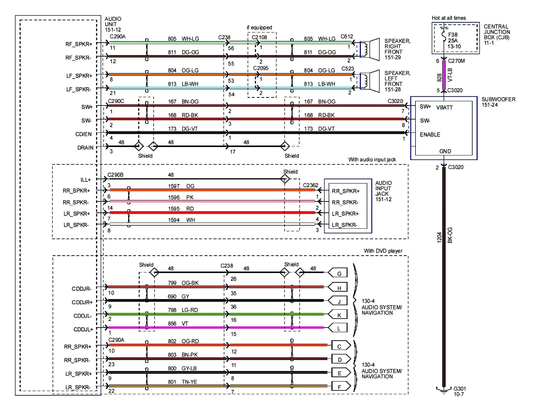 Speaker Wire Diagram for Car Audio Car Ac Diagram Of Speaker Wire Diagram for Car Audio