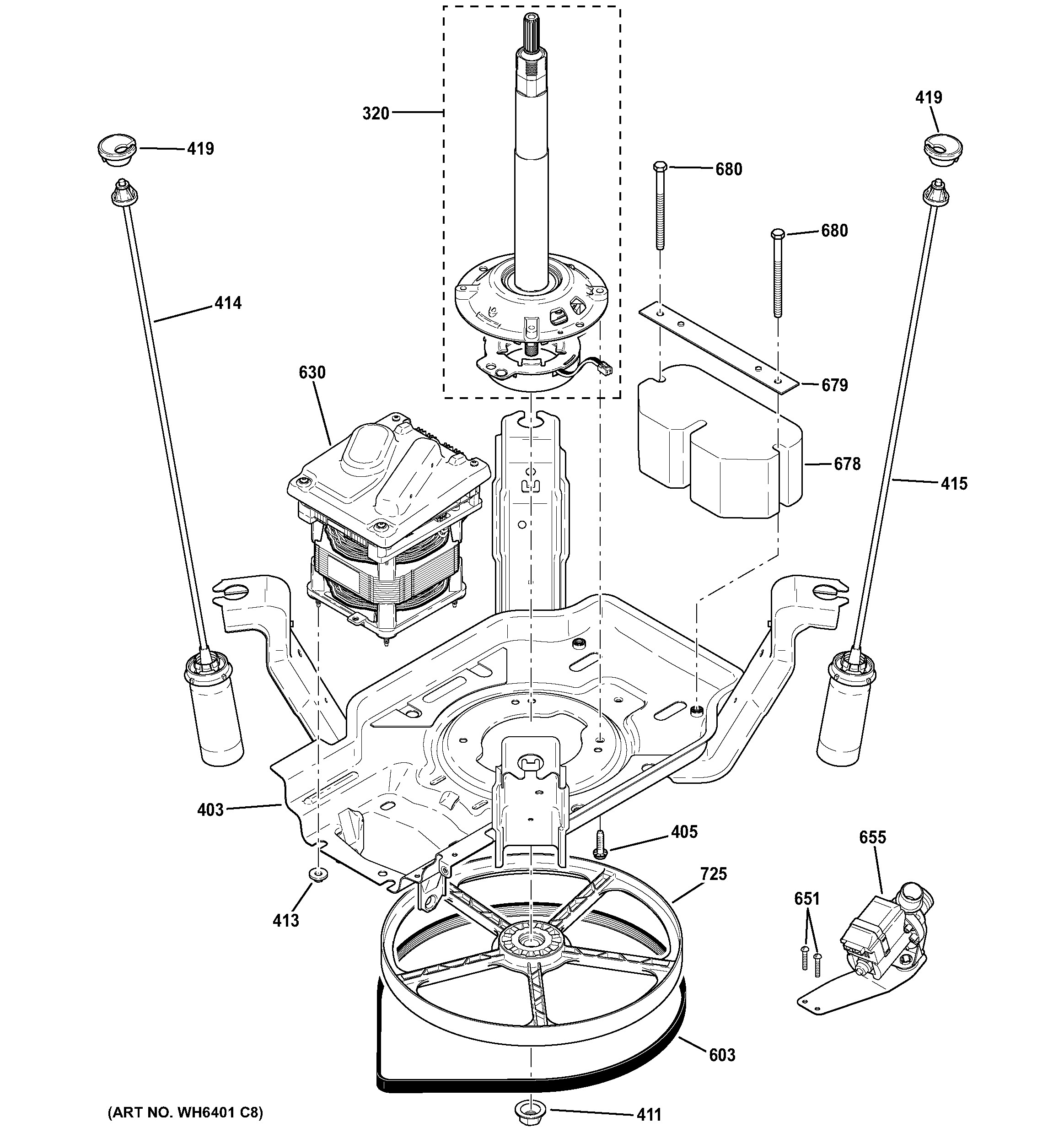 Suspension System Diagram 1997 Toyota Camry Engine Replacing Related Post