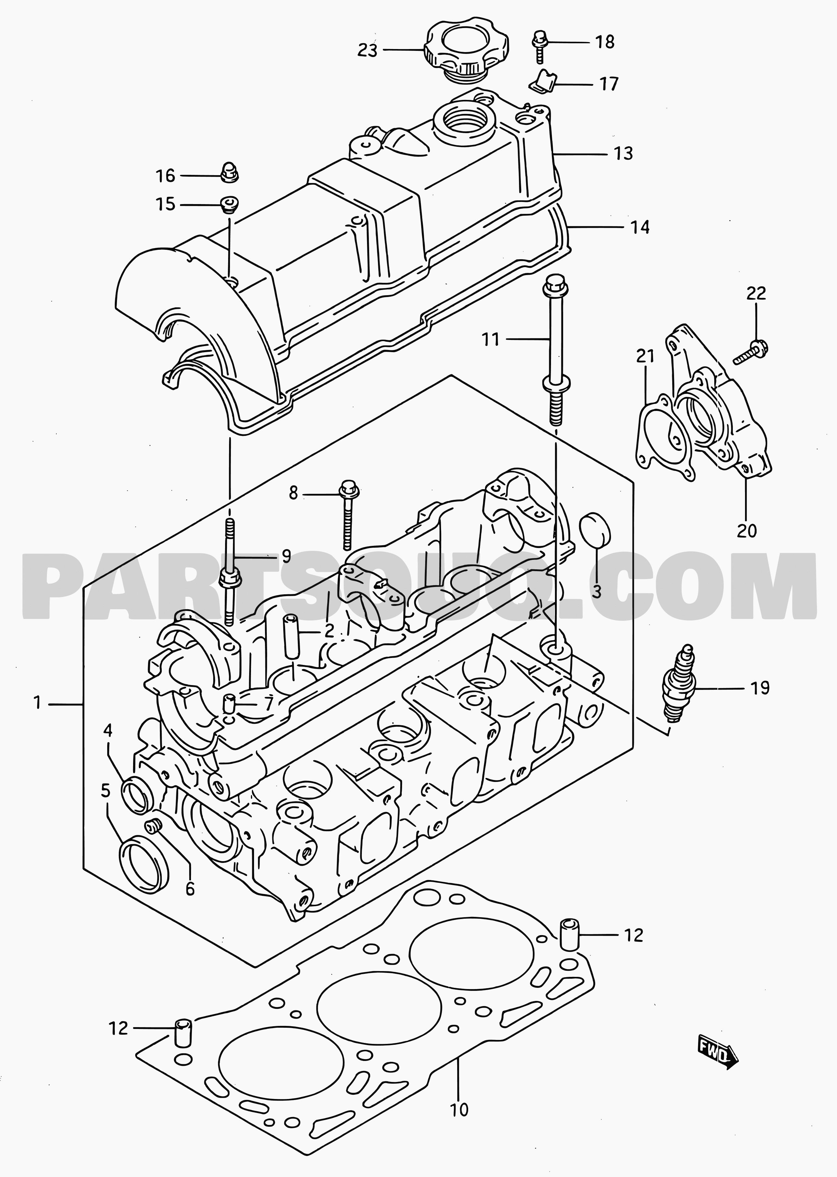 suzuki swift engine diagram suzuki 109a front body panel type 2 lhd  u2013 my wiring diagram