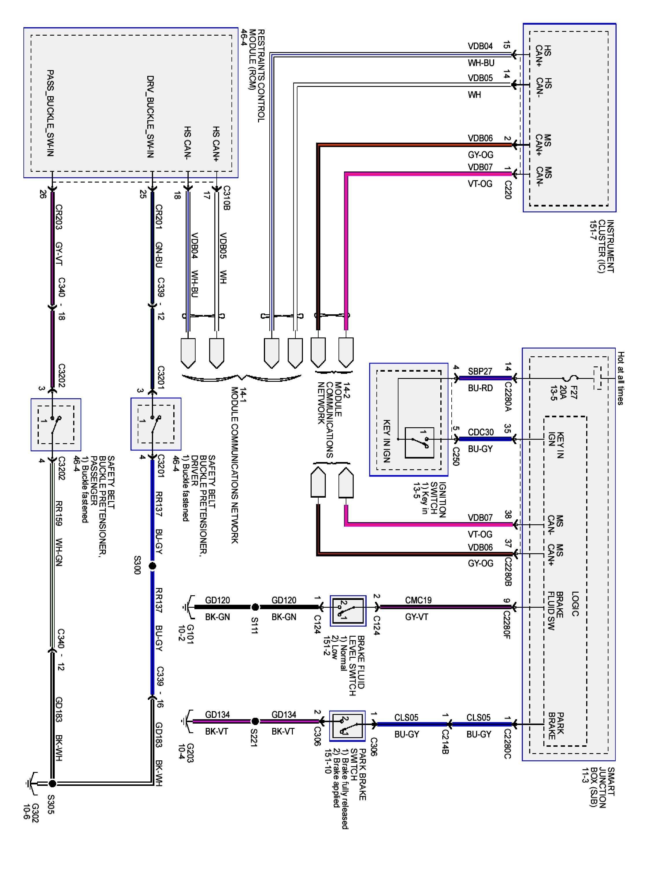 Trailer Brake Light Wiring Diagram Lights 3 Wire Elegant Of