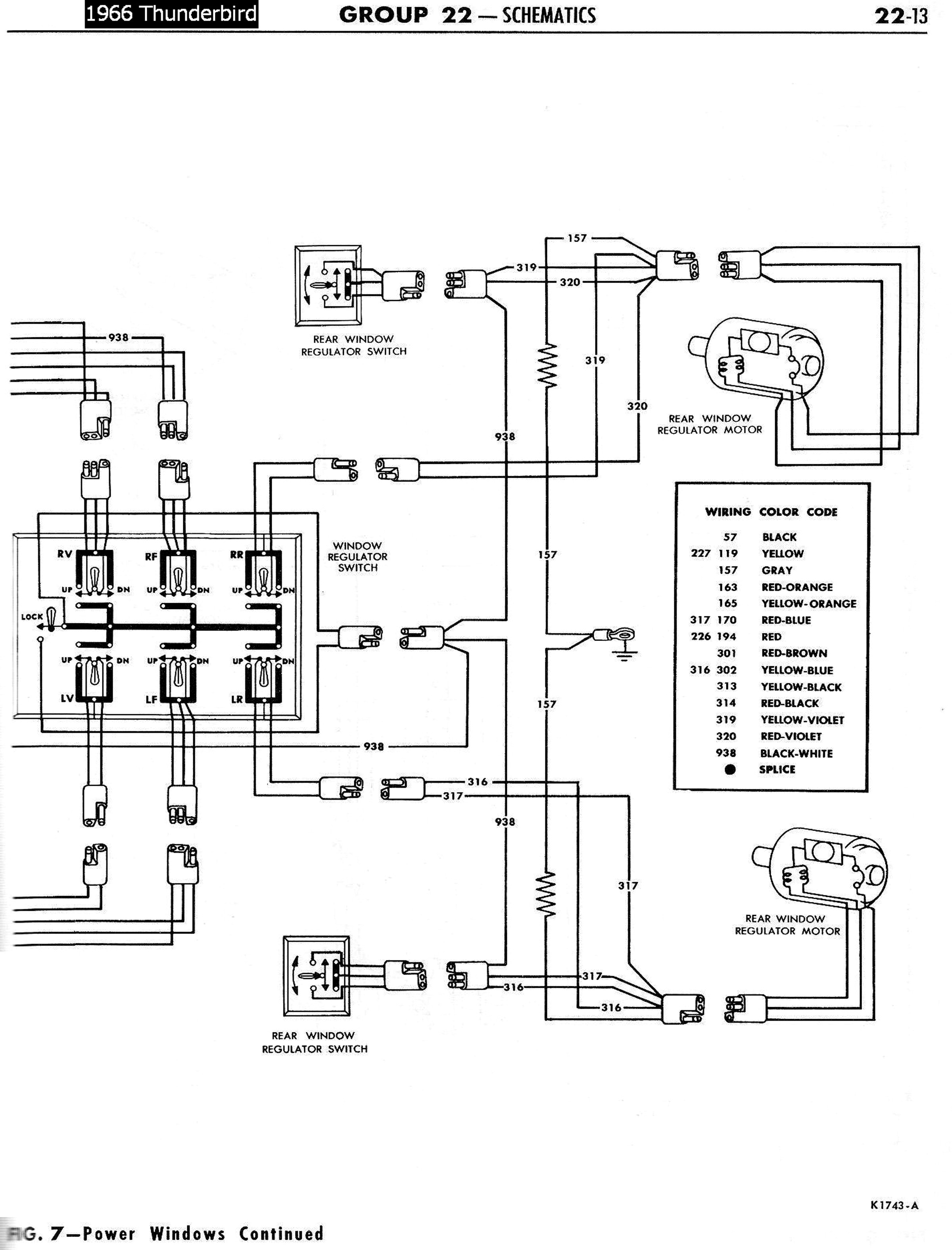Turn Signal Wiring Diagram Motorcycle T Bird Wiring Diagram Turn Signals Wiring Diagram Of Turn Signal Wiring Diagram Motorcycle on 1966 ford thunderbird power window wiring diagram