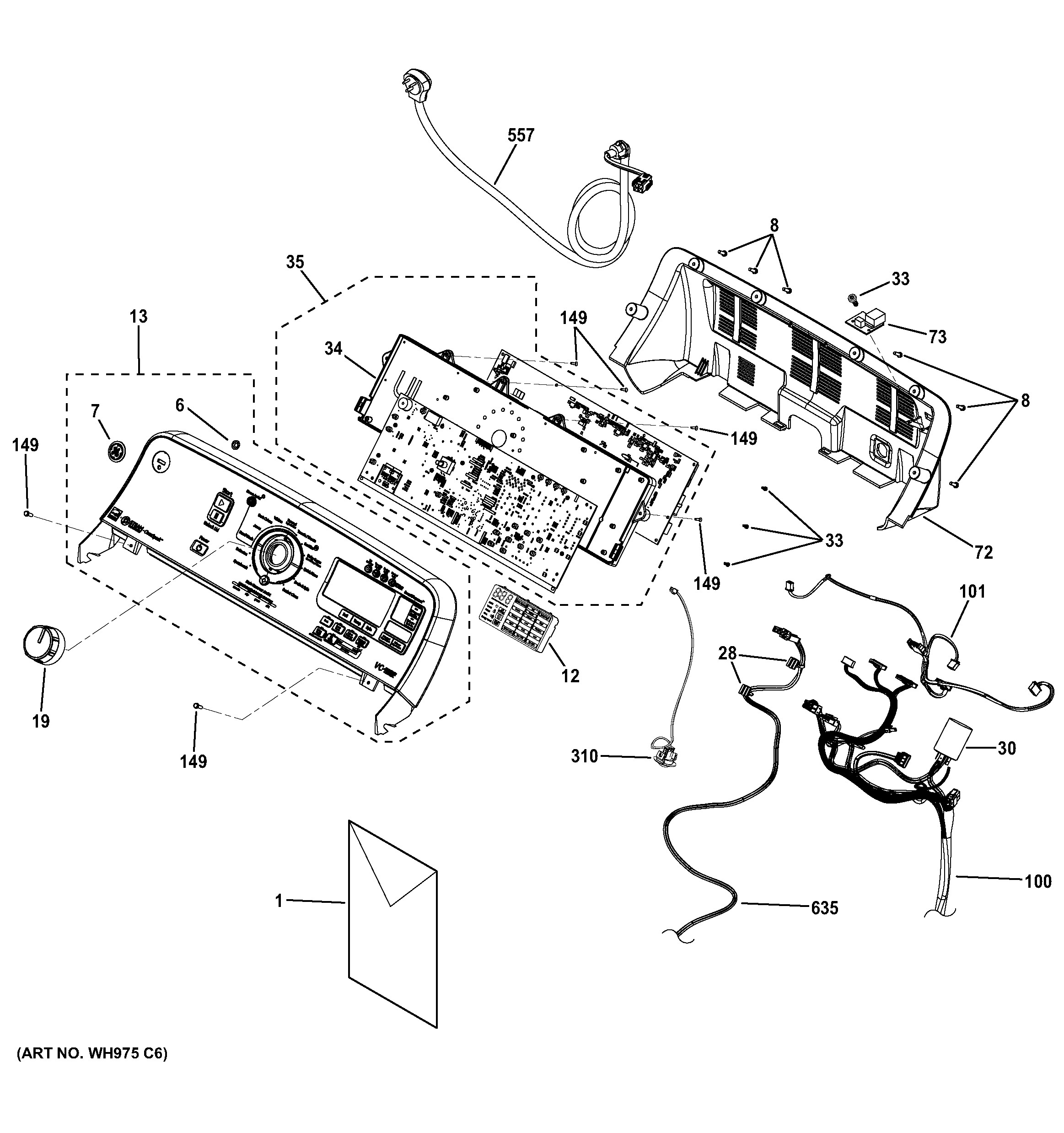 Two Stroke Engine Parts Diagram Ge Model Gtwn8250d0ws Residential Washers Genuine Parts Of Two Stroke Engine Parts Diagram