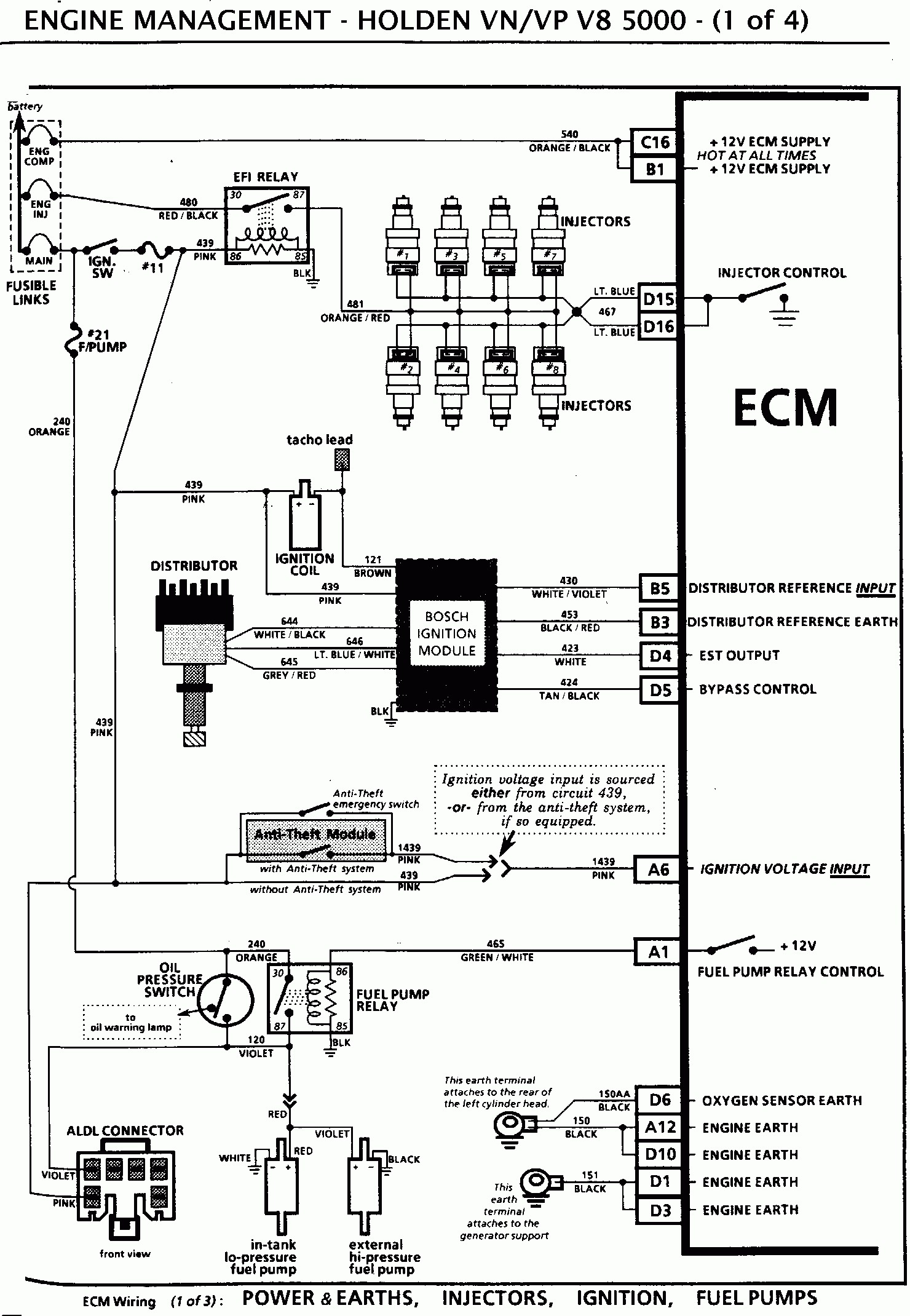 Vn Engine Wiring Diagram - Auto Electrical Wiring Diagram •