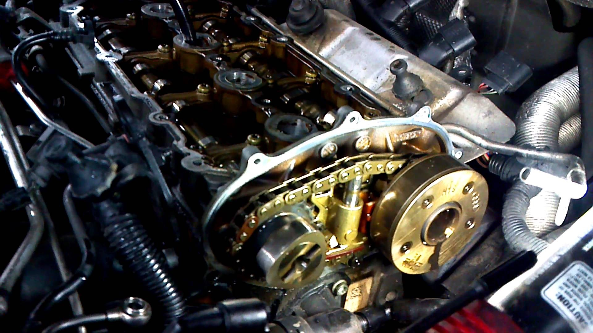 Vw 2 0 Fsi Engine Diagram Vw 2 0 Fsi Engine Diagram Audi Vw 2 0l T Cam Chain issues Youtube Of Vw 2 0 Fsi Engine Diagram