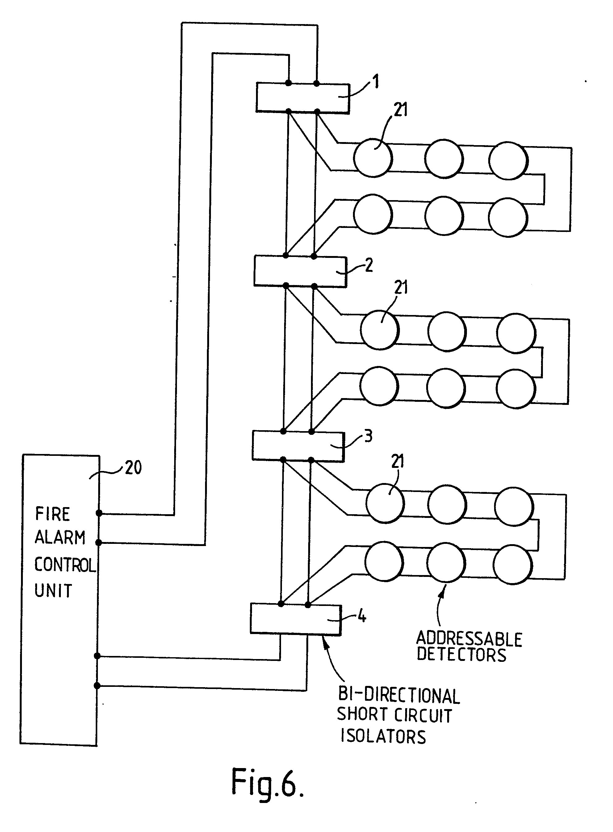 Fire Alarm System Schematic Diagram On Fire Alarm Wiring Diagram - Fire alarm wiring diagram