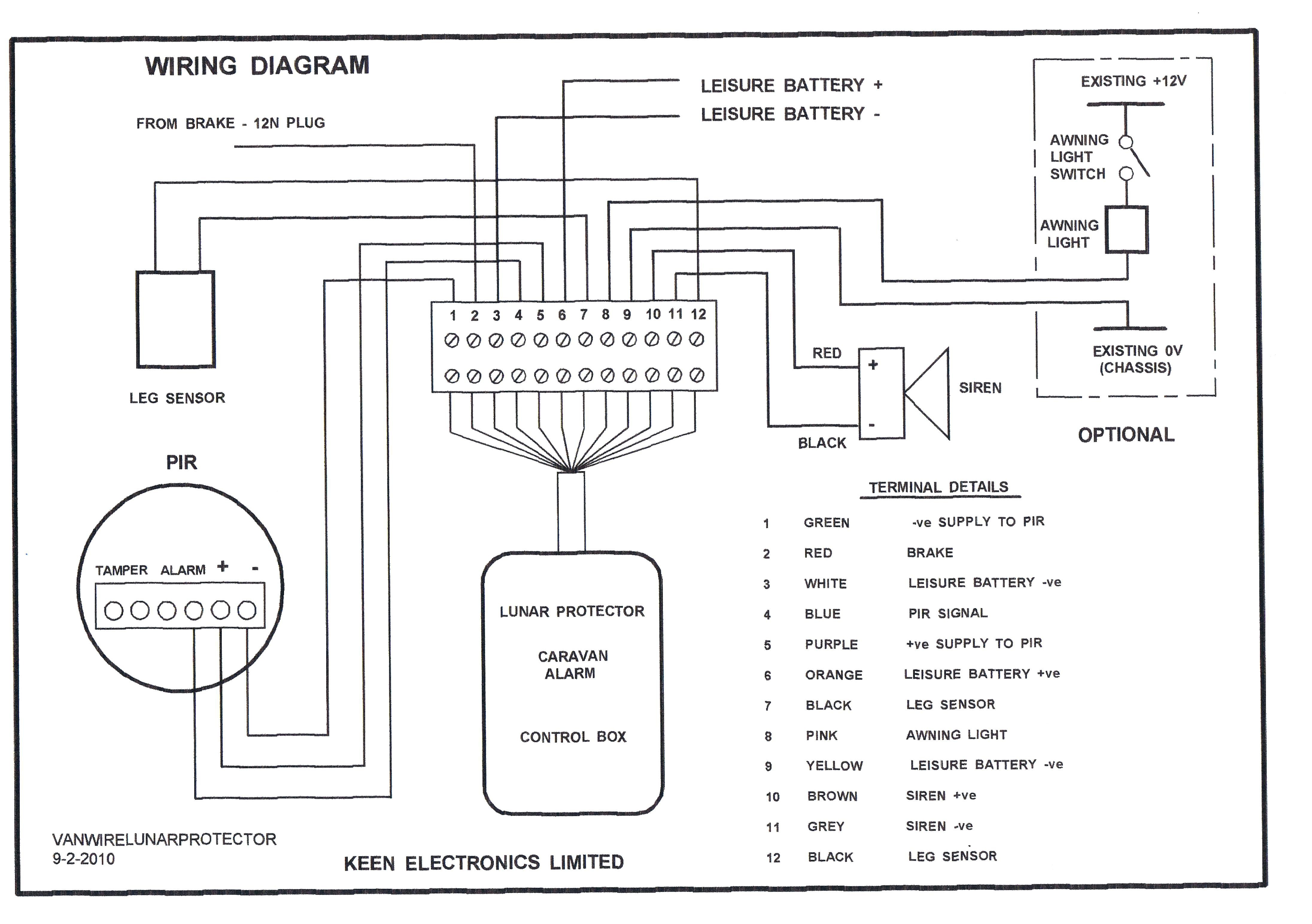 Wiring Diagram for Fire Alarm System Mercial Fire Alarm System ...