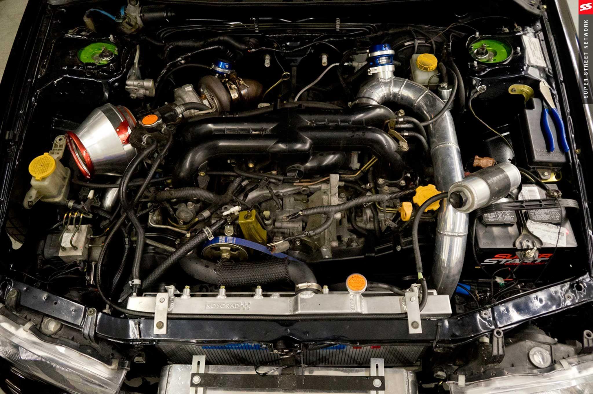 Wrx Engine Bay Diagram 2000 Subaru Impreza 2 5rs Modified Magazine Legacy Surrealmirage Swap Electrical Of Related Post