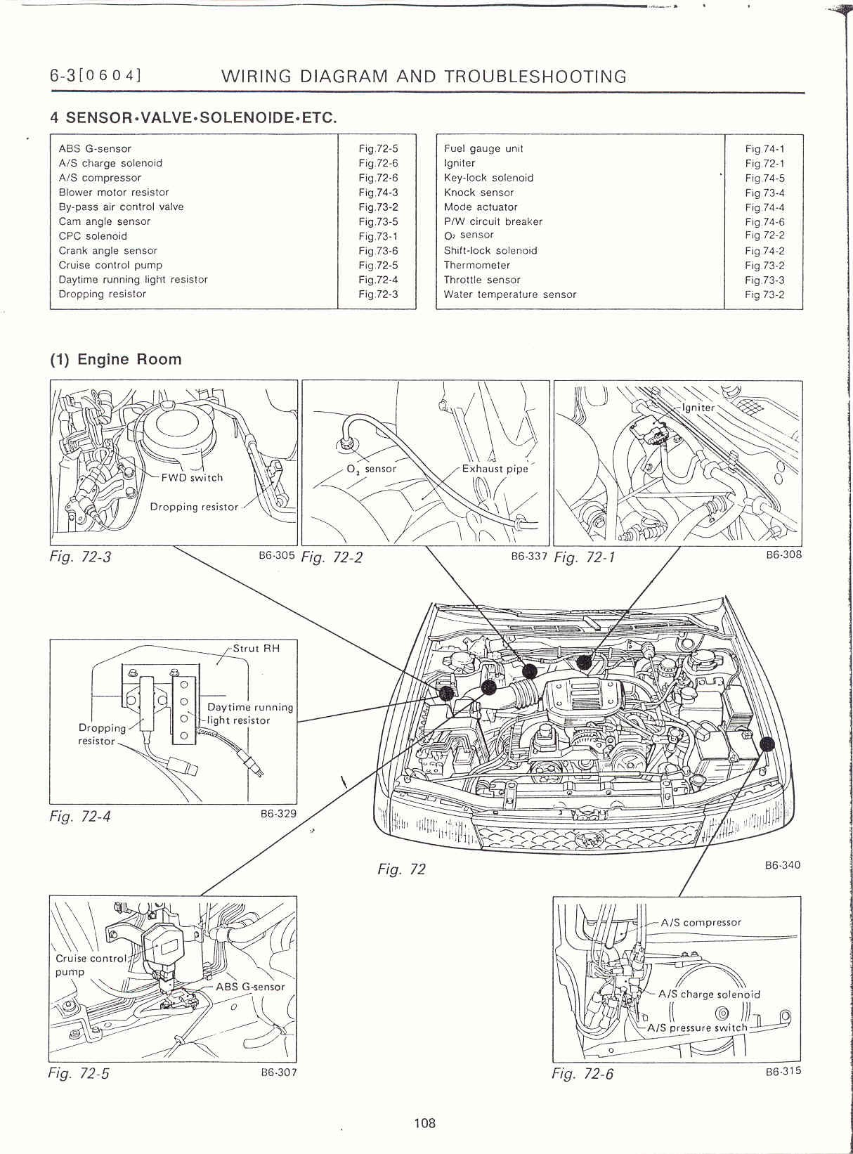 Diagram  2002 Subaru Wrx Exhaust Diagram Full Version Hd
