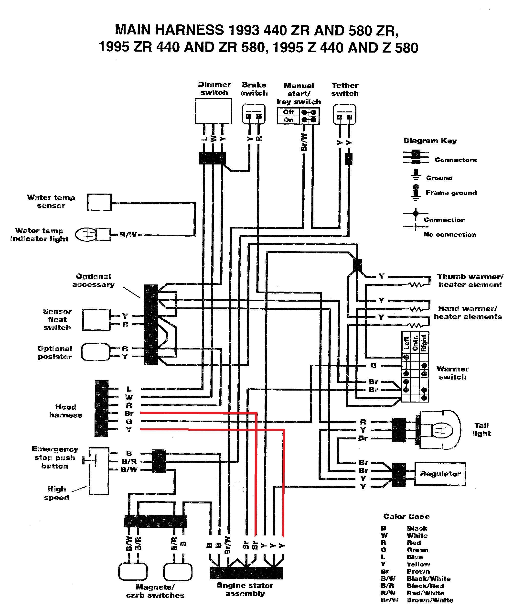 Yamaha Grizzly 660 Engine Diagram My Wiring Diagram