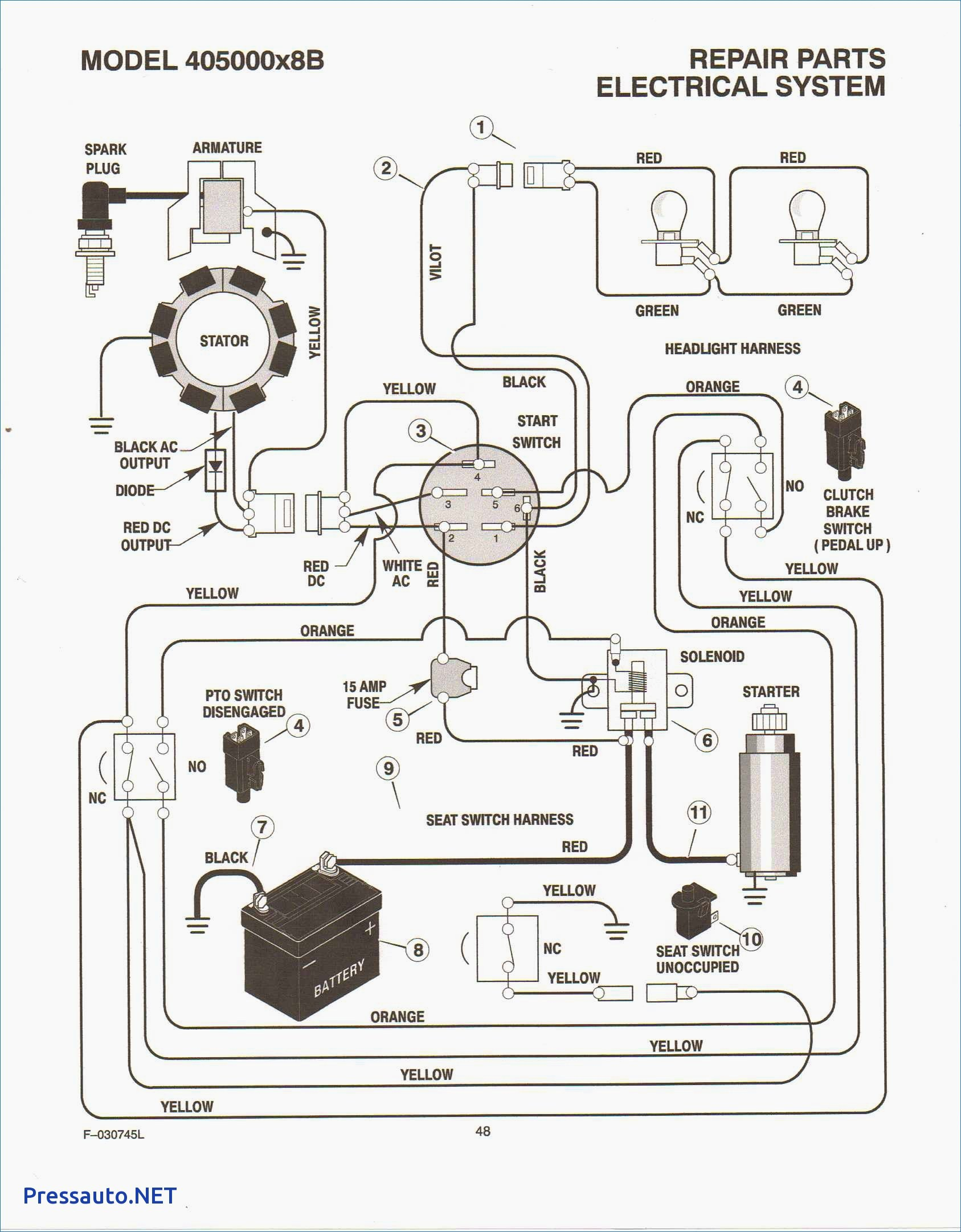 11 Hp Briggs and Stratton Engine Diagram Briggs and Stratton Wiring Diagram  5 Hp Copy Wonderful Magnificent