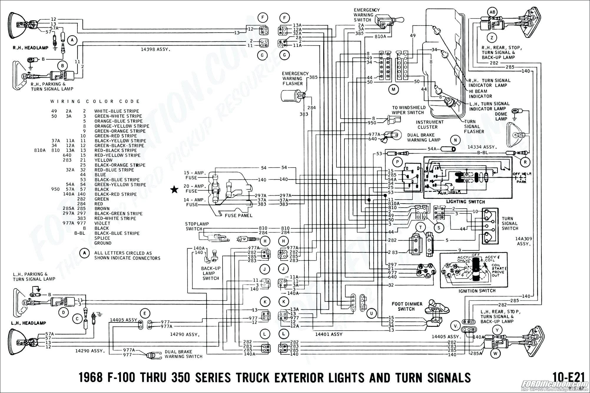 1951 Ford Wiring Schematic Library 1973 Chevy Truck Electrical Schematics Gm Turn Signal Switch Diagram Diagrams Rh Cytrus Co Stat 800