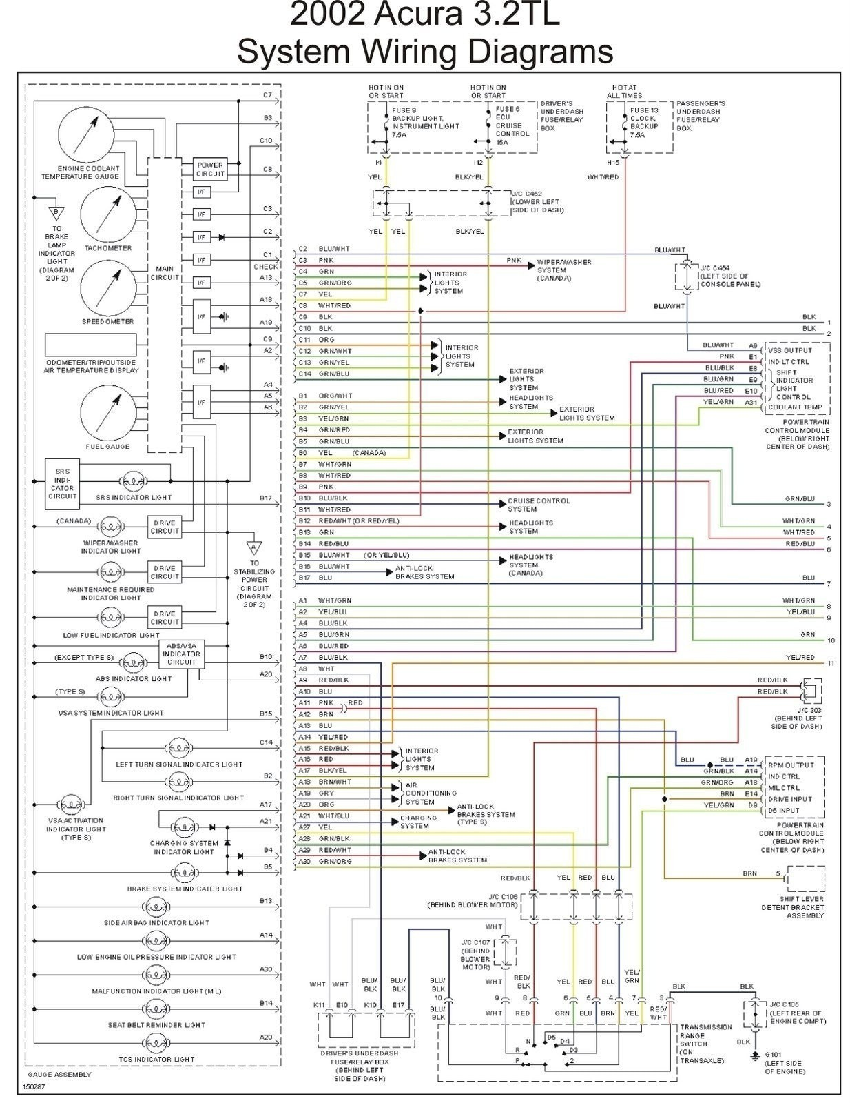 2000 Civic Engine Diagram Diagram Honda Civic Engine 2002 Honda