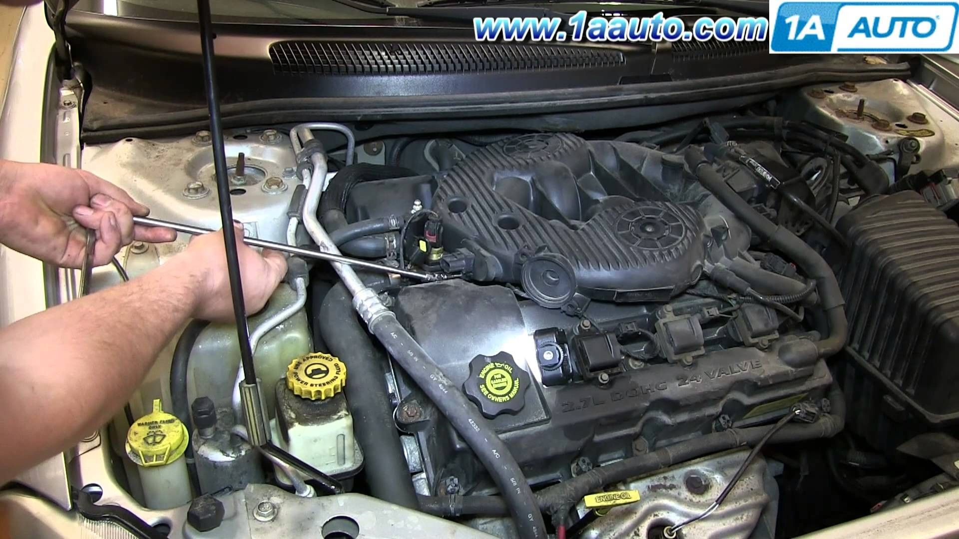 dodge 2 0 engine diagram wiring library Tundra 4.7 Engine Diagram 2000 dodge intrepid 2 7 engine diagram how to install replace manifold pressure map sensor 2001