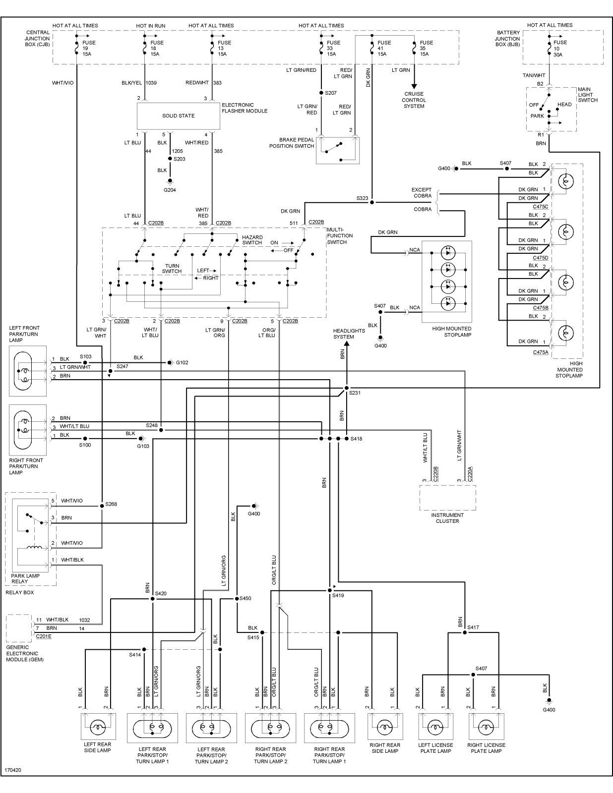2002 Mustang Gt Engine Diagram To 2007 Ford Wiring Complete Exelent Electrical Circuit Of