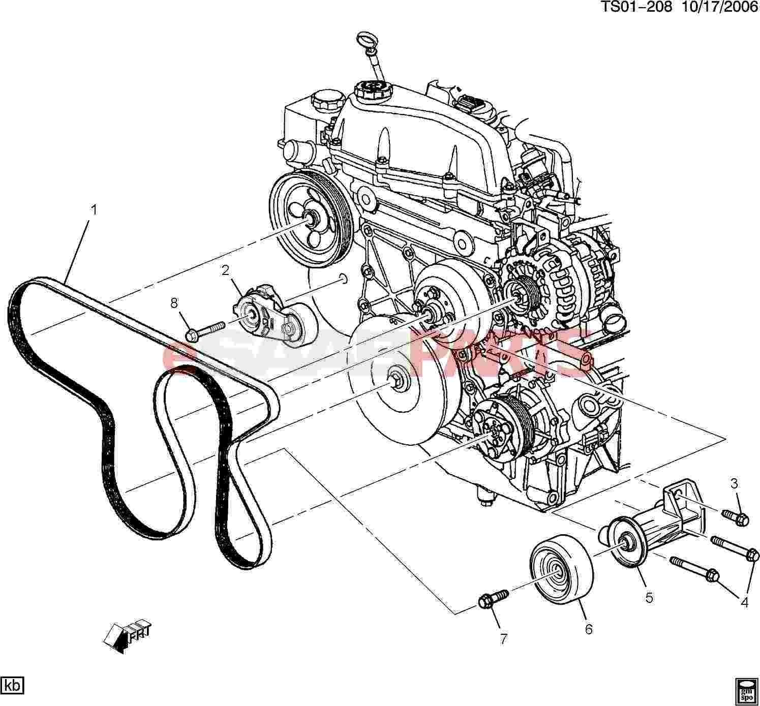 2003 Ford Expedition Engine Diagram How To Install Replace Pulley Diagrams Chevy Blazer Ignition Coil Spark