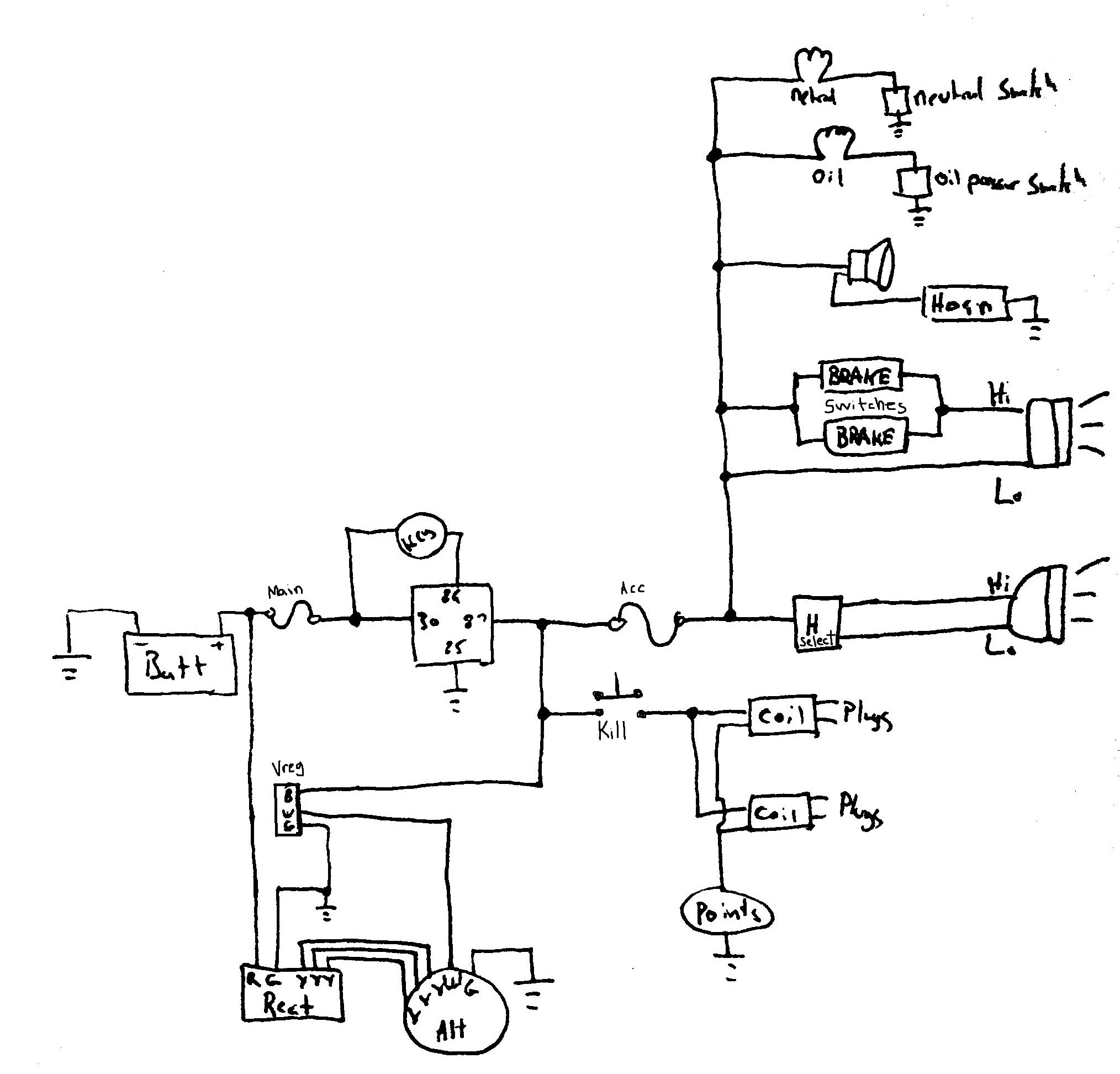 Accessory Relay Wiring Diagram