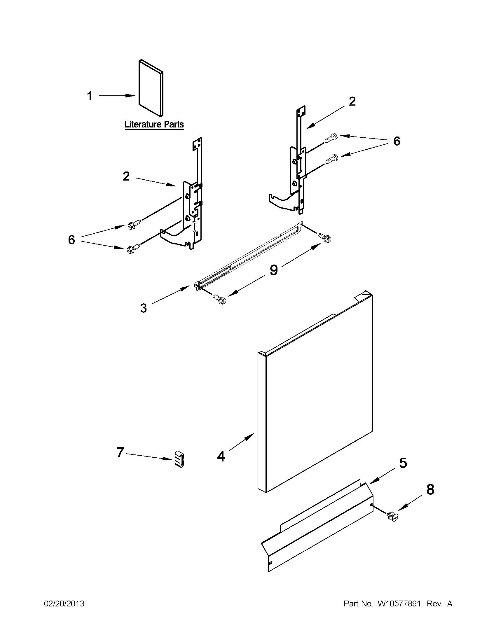 amana washer parts diagram