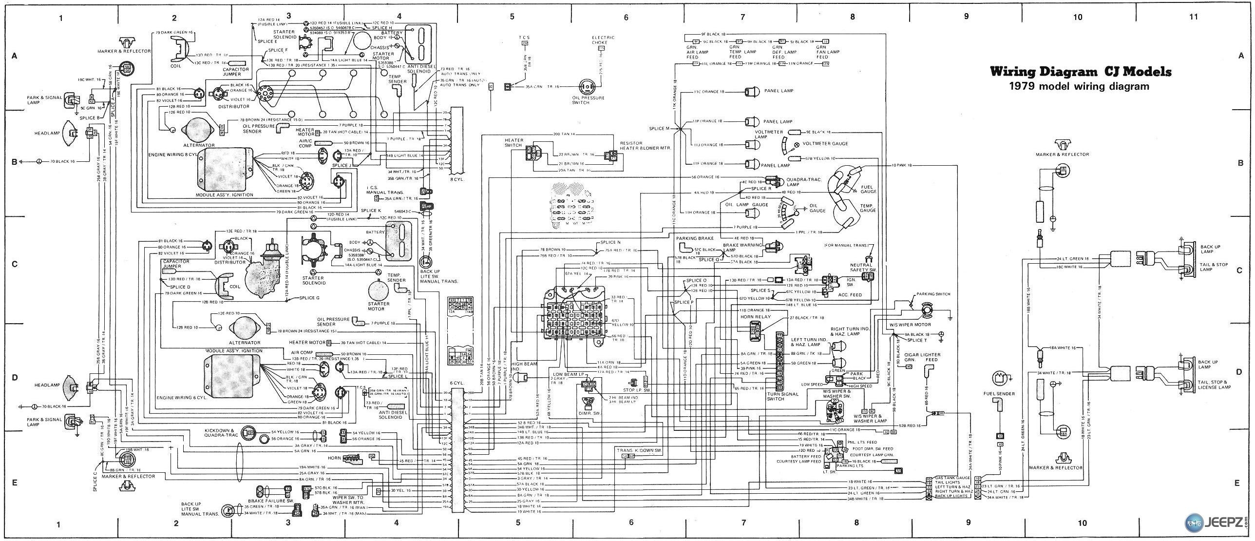 Amc 304 Engine Diagram