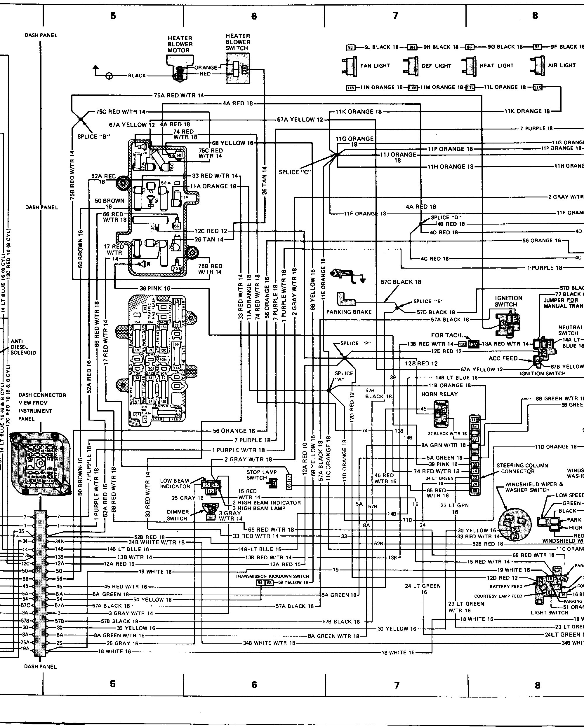 jeep cj7 i6 engine diagram wiring diagrams interval Jeep CJ7 Driveline Diagram