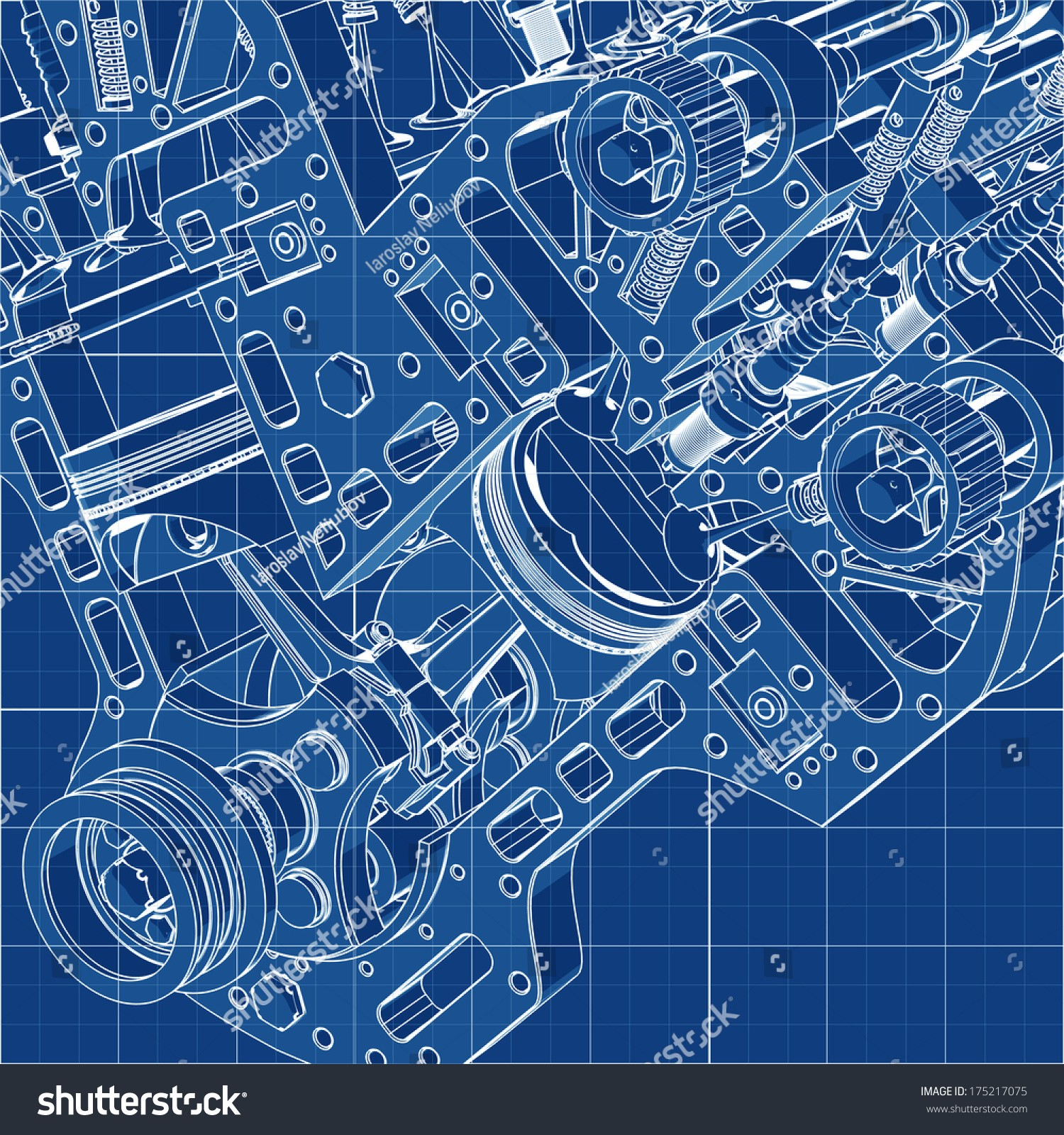 animated v8 engine diagram my wiring diagram engine head diagram v8 car engine cad cartoon white drawing on blue background illustration outline high resolution 3d