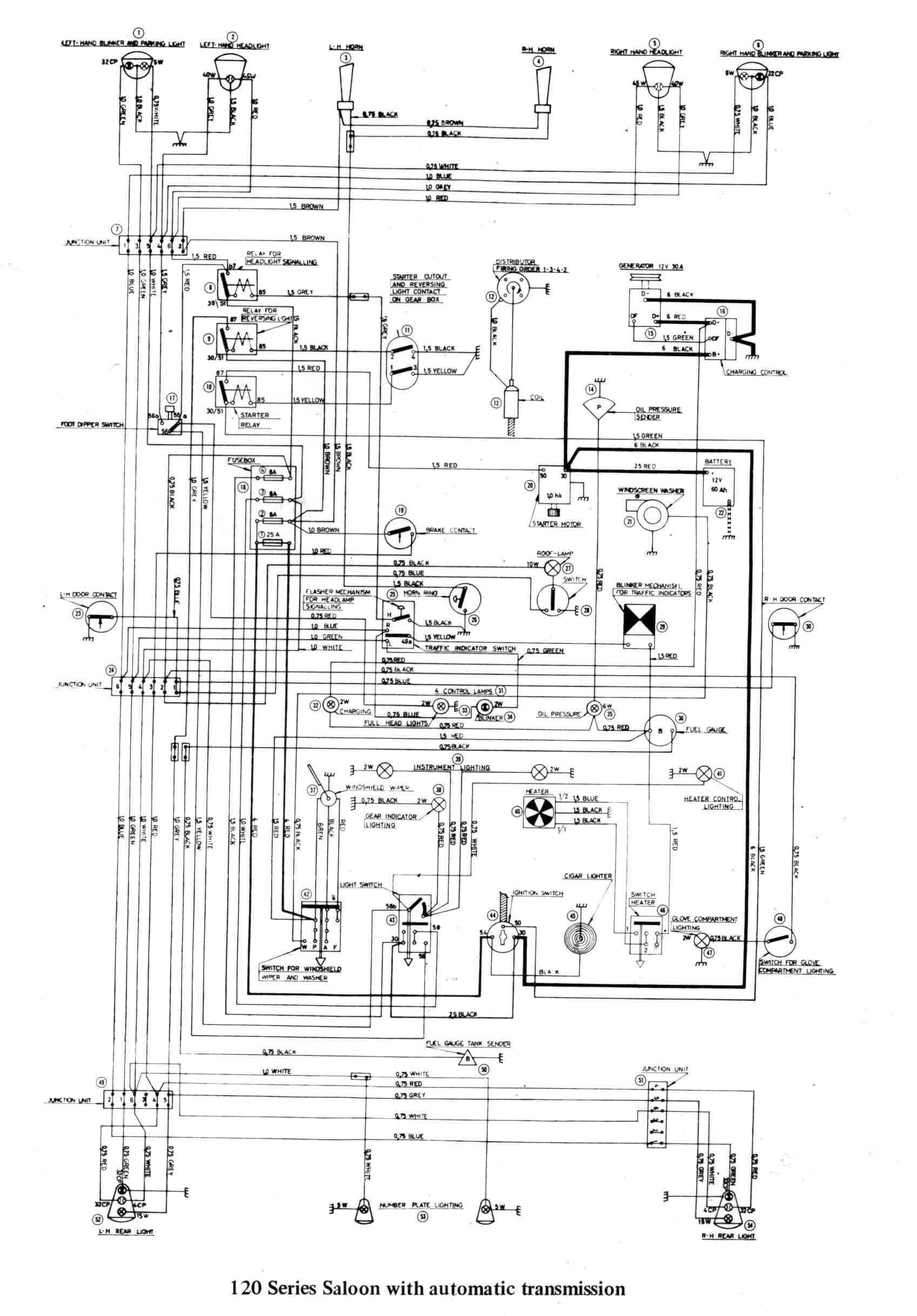 Car Electrical Wiring Diagrams Wiring Diagram Car Alternator New Automobile Alternator Wiring Of Car Electrical Wiring Diagrams