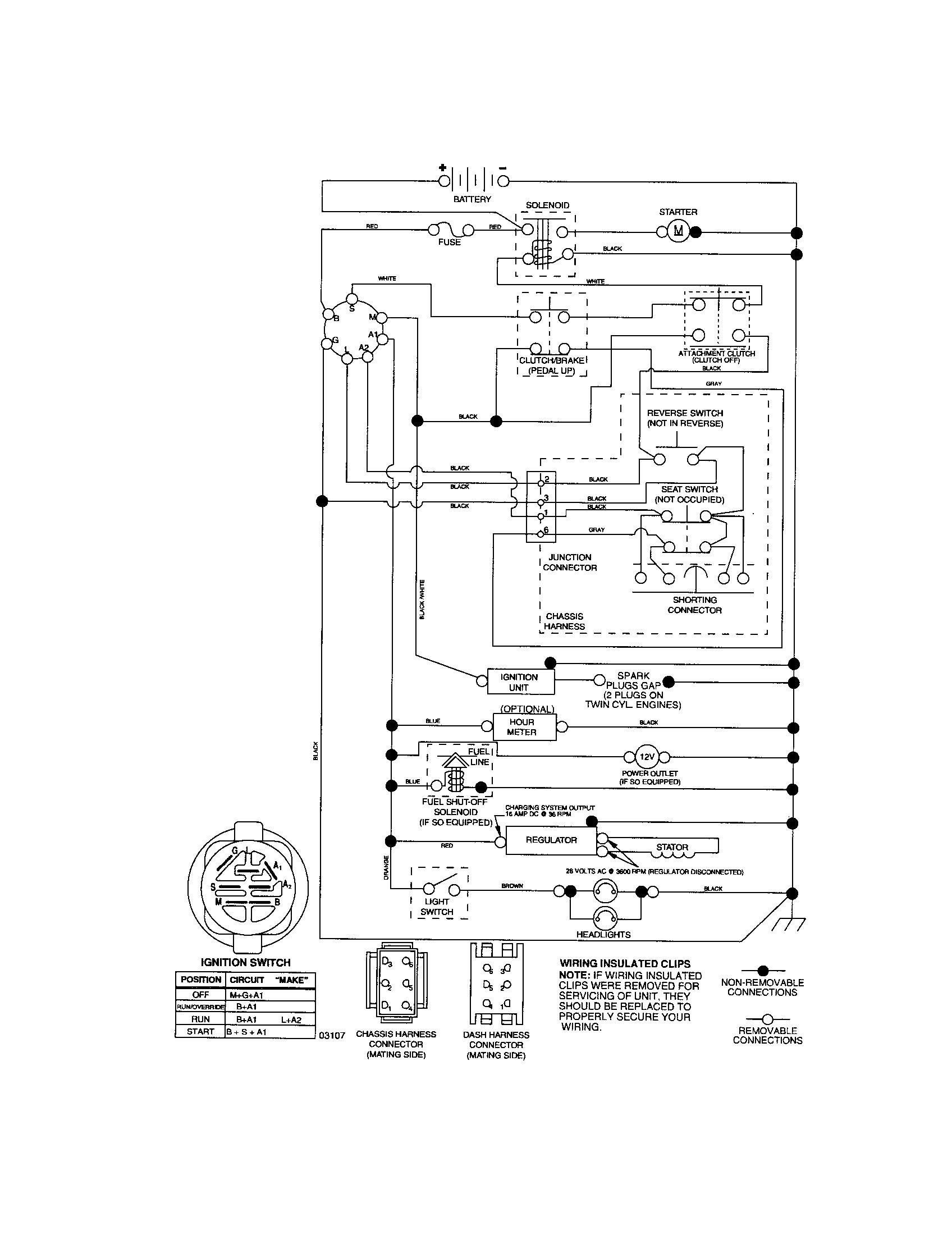 Craftsman Gt 5000 Parts Diagram Craftsman Riding Mower Electrical Diagram Of Craftsman Gt 5000 Parts Diagram