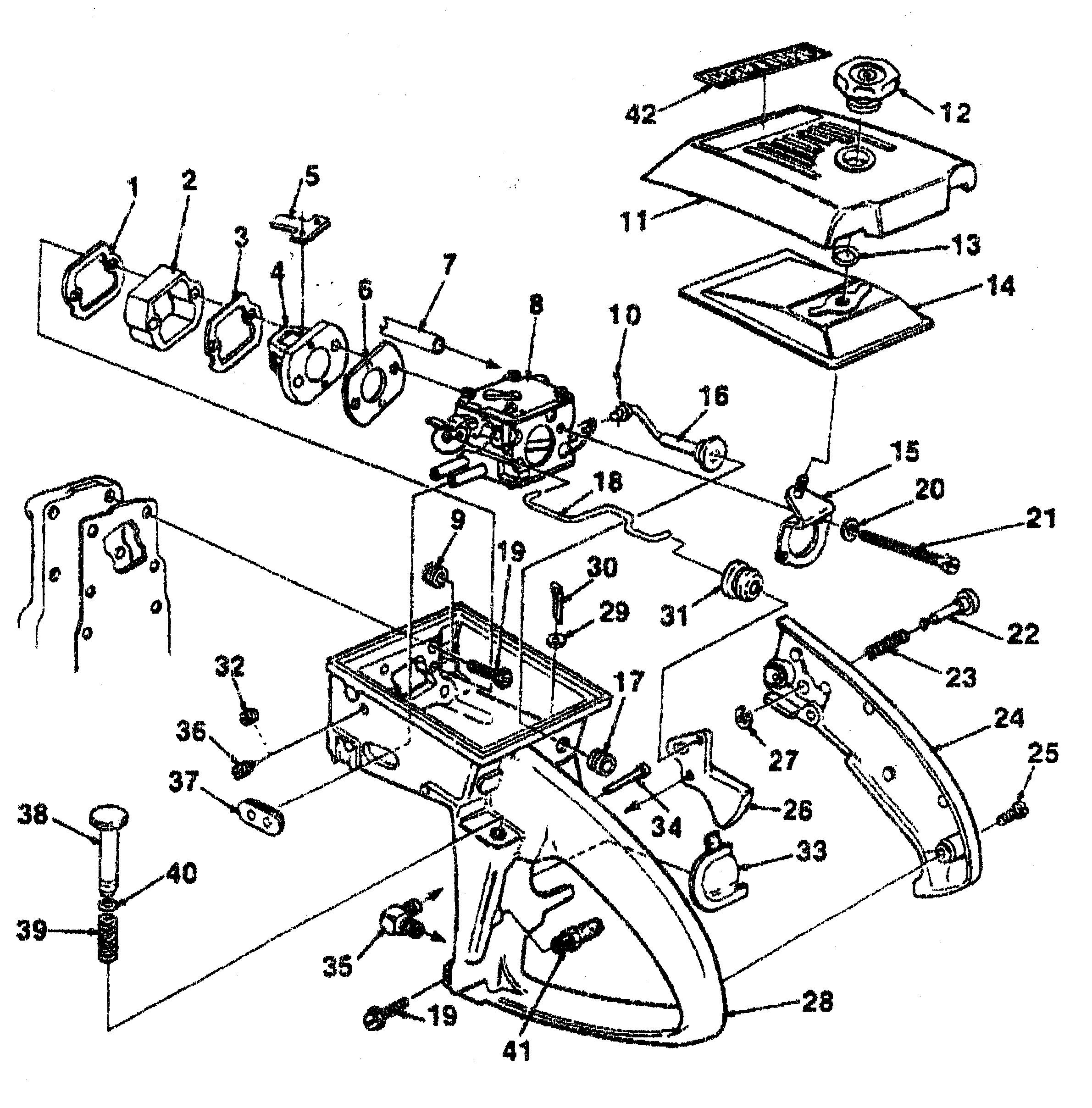 Homelite 360 Chainsaw Parts Diagram Homelite 360 Chainsaw Parts Diagram Homelite Chain Saw Parts Of Homelite 360 Chainsaw Parts Diagram