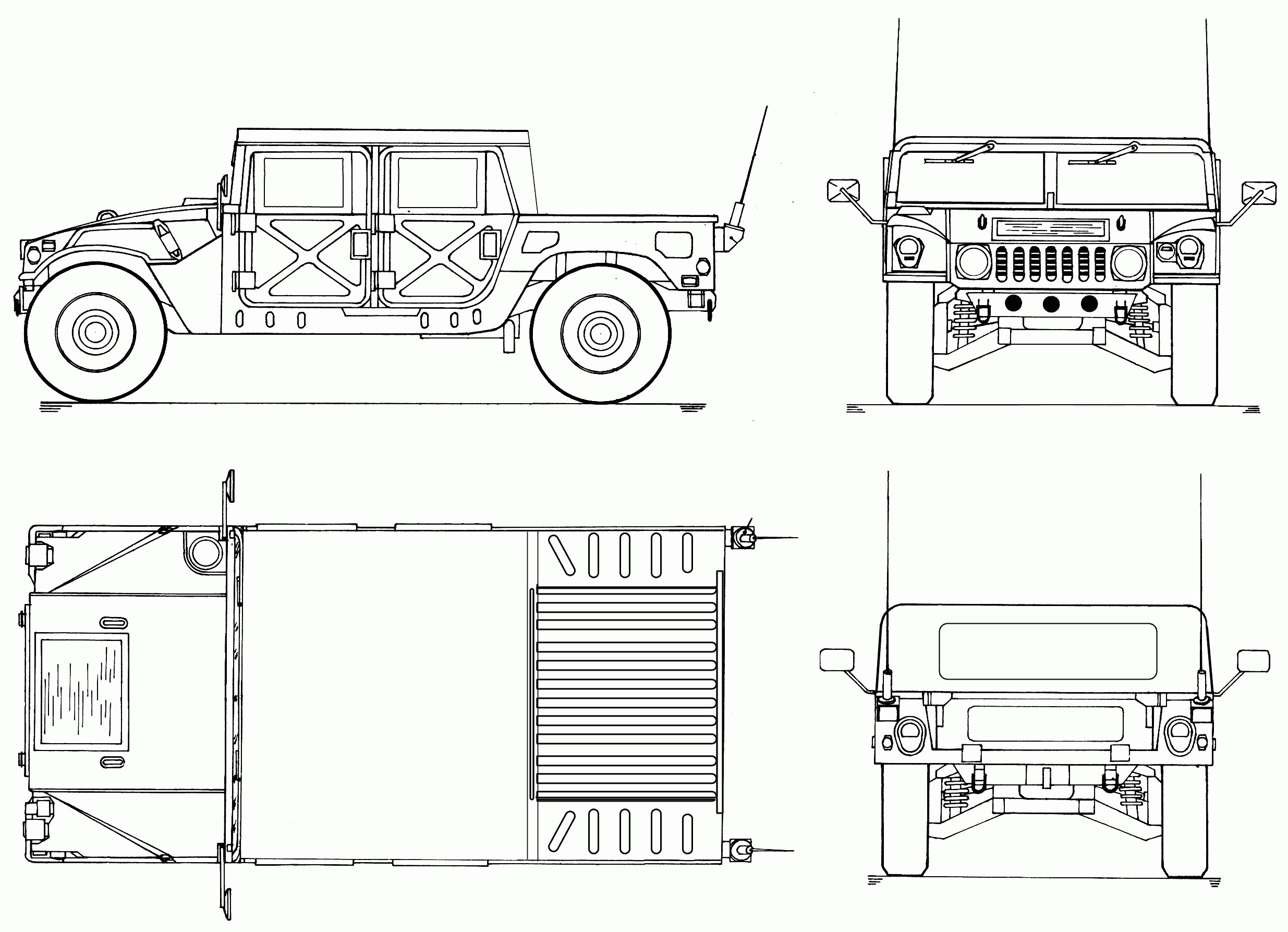 hummer h2 engine diagram